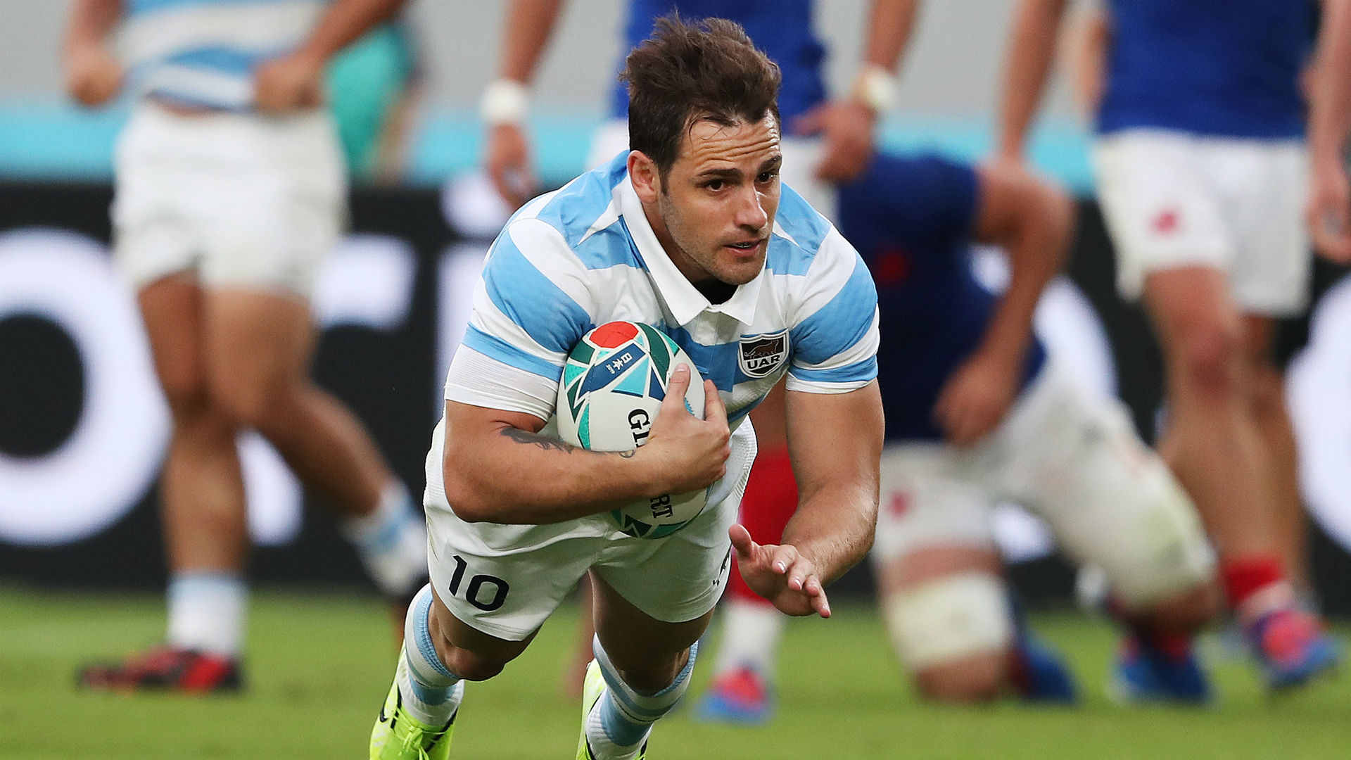 Rugby World Cup 2019: Pumas omit Sanchez for crunch England clash
