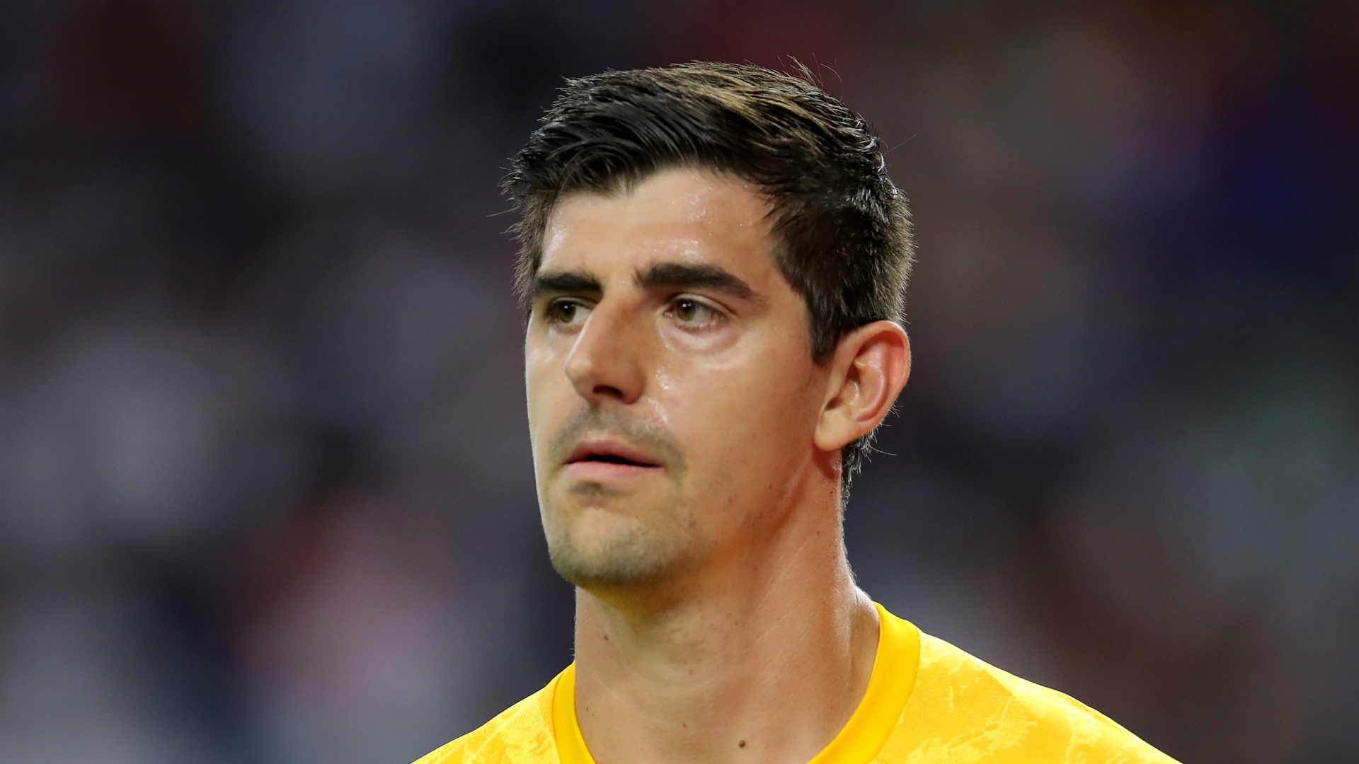 Courtois suffering from 'De Gea syndrome' - Belgium coach backs Real Madrid keeper