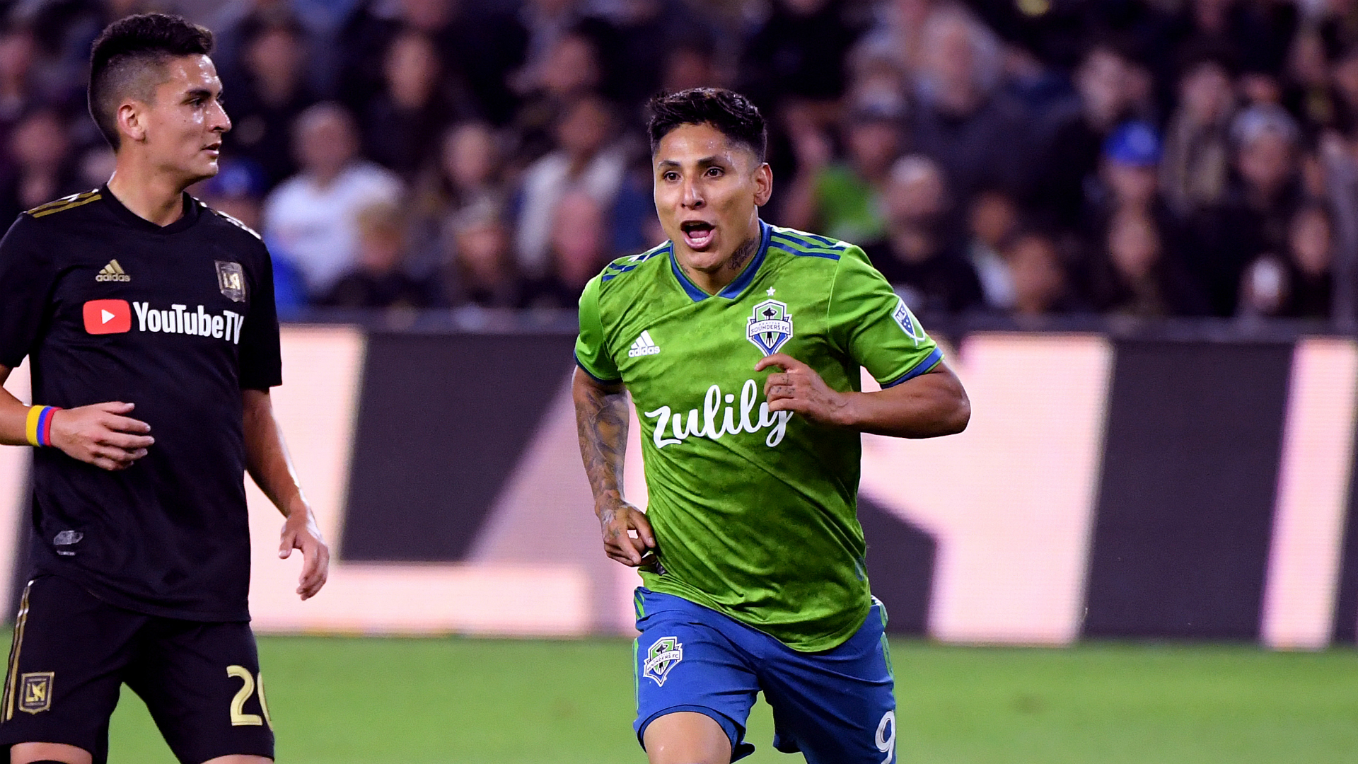 Los Angeles FC 1-3 Seattle Sounders: Visitors stun LAFC to reach MLS Cup final