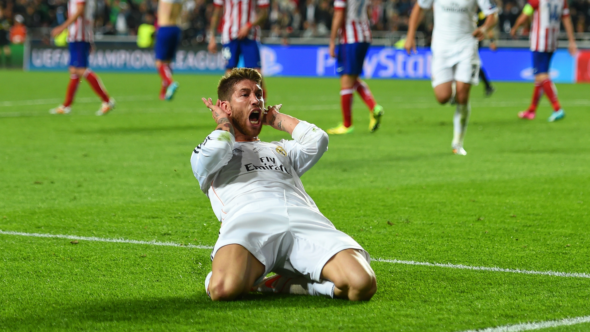 Ramos' goal in Lisbon may have changed history of European football - Modric