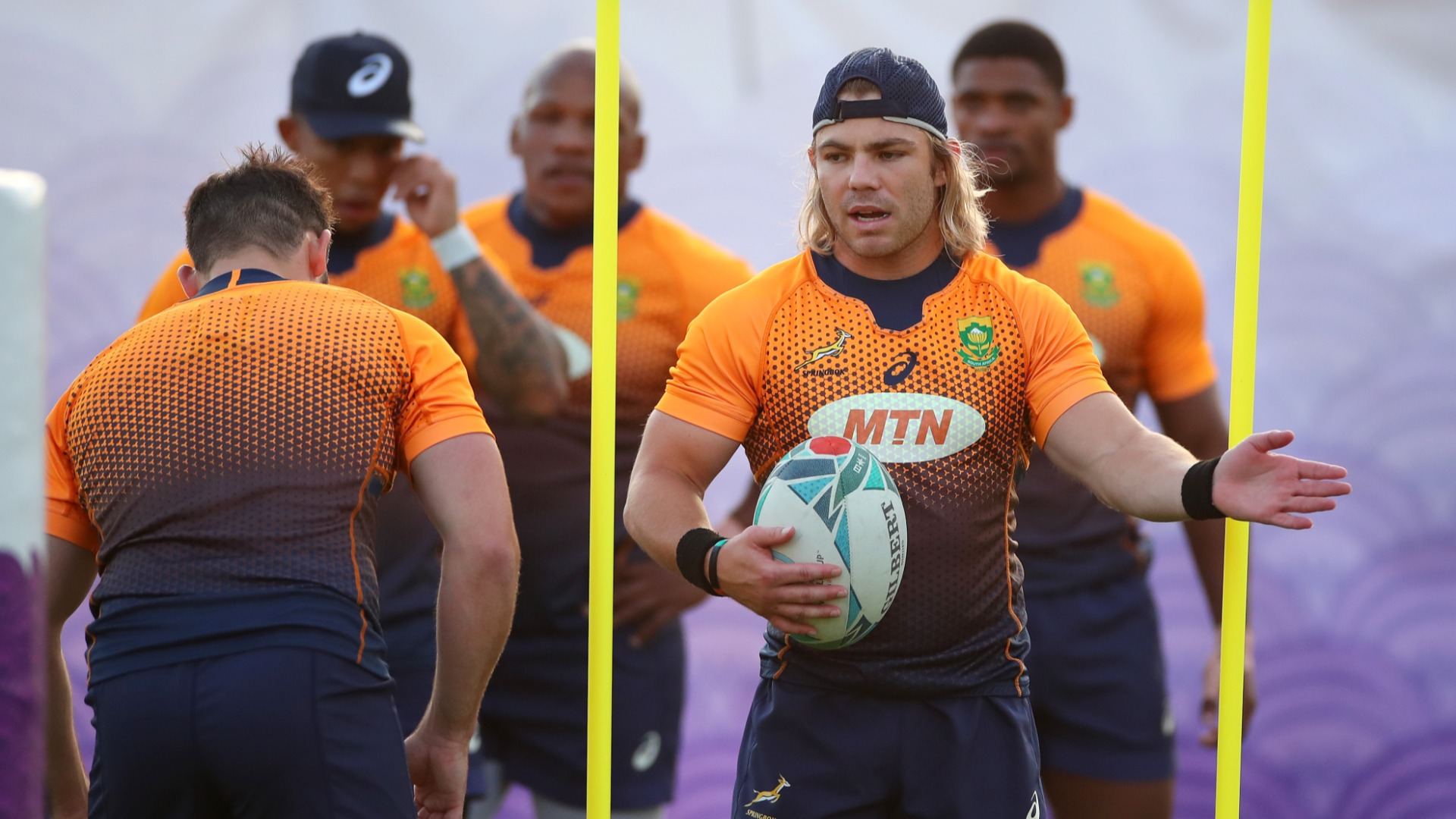 Rugby World Cup 2019: Springboks need 'game of their lives' to beat England - Fitzpatrick