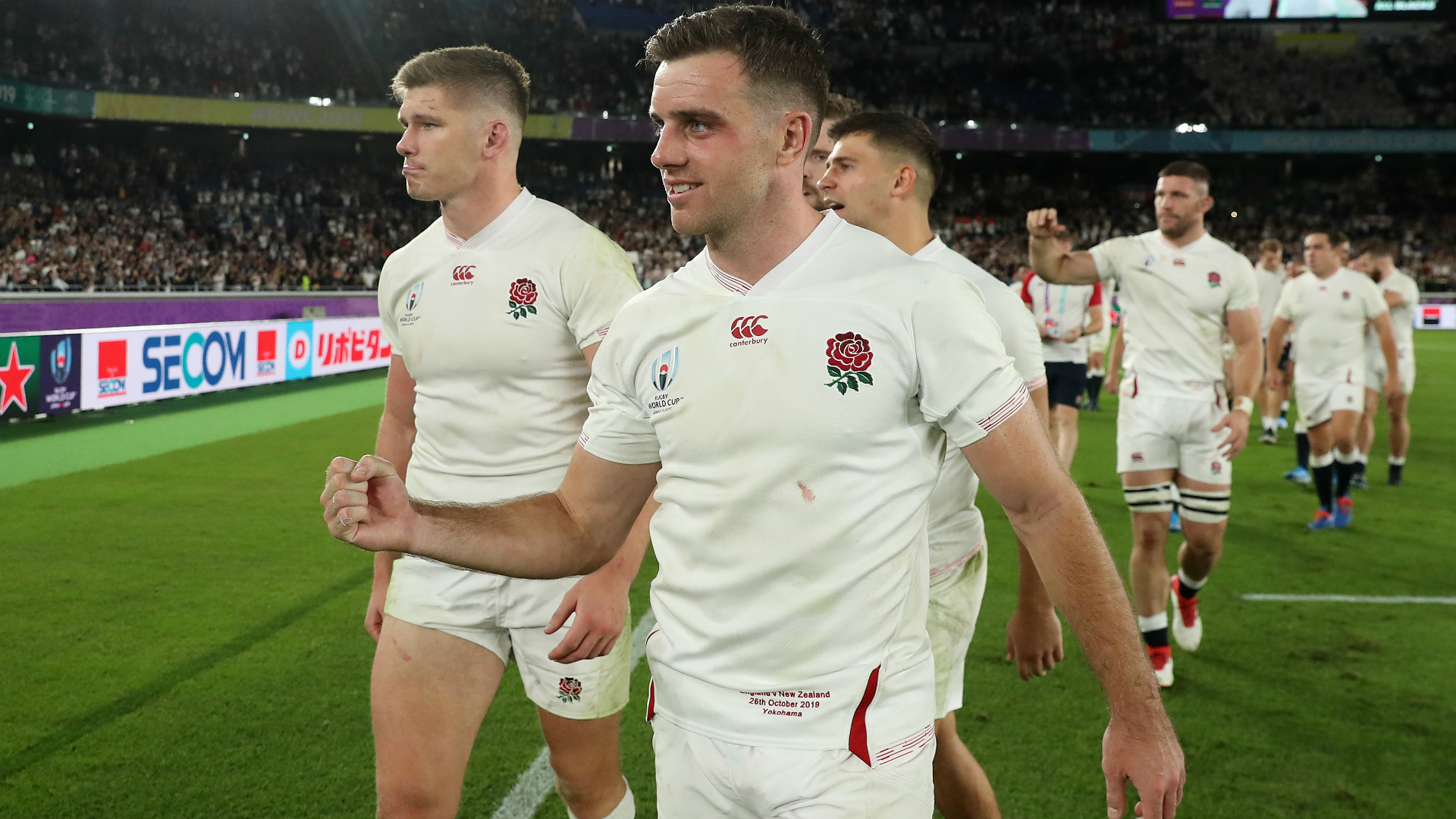 Rugby World Cup 2019: England unchanged for final against Springboks