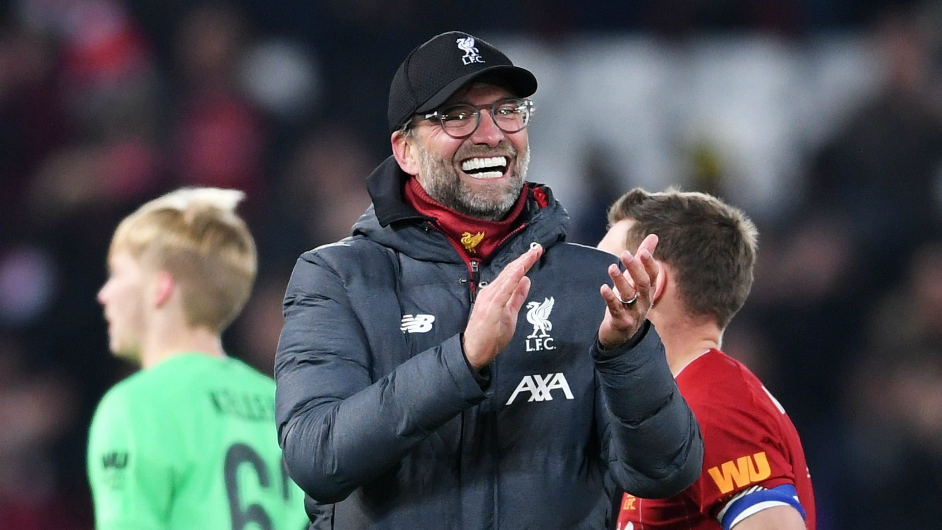 Young Reds will remember this forever - Klopp on shoot-out win over Arsenal