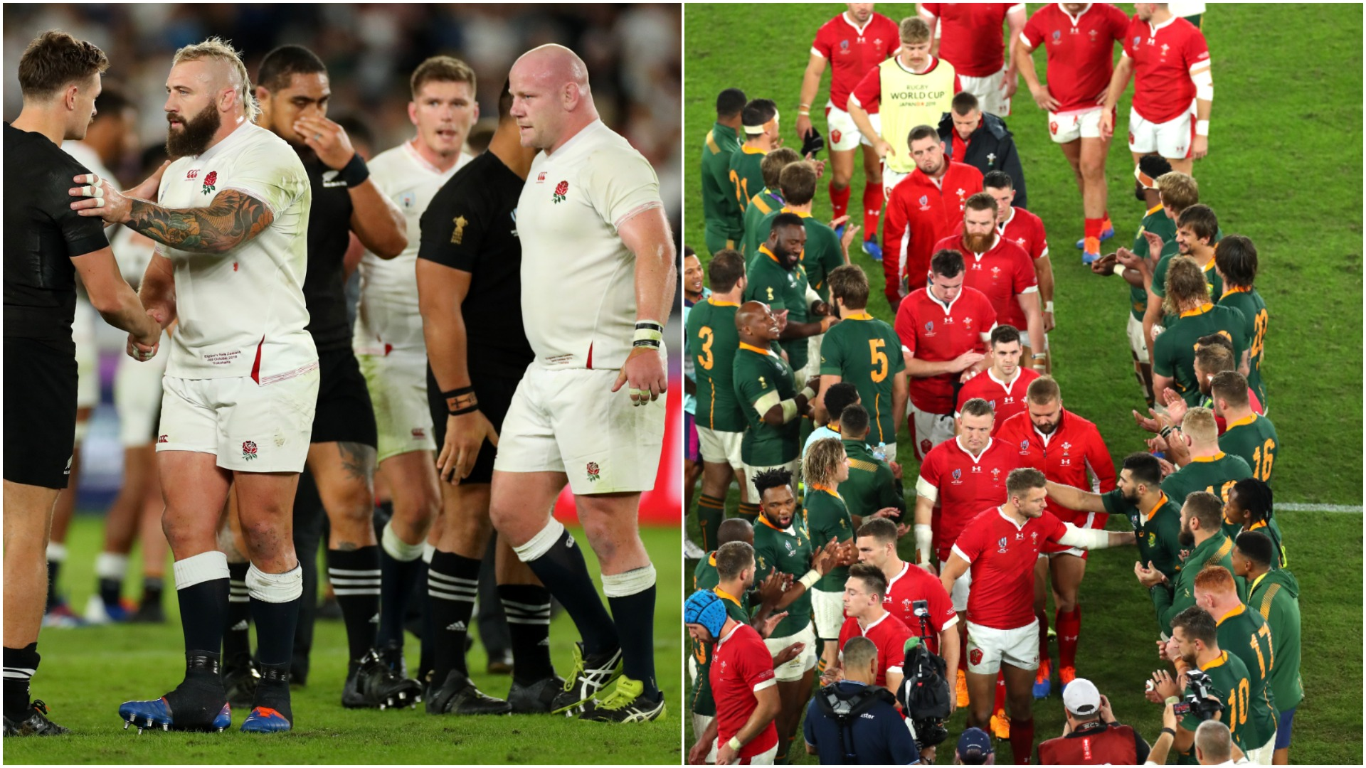 Rugby World Cup 2019: Semi-finalists and Japan in team, coach awards nominations
