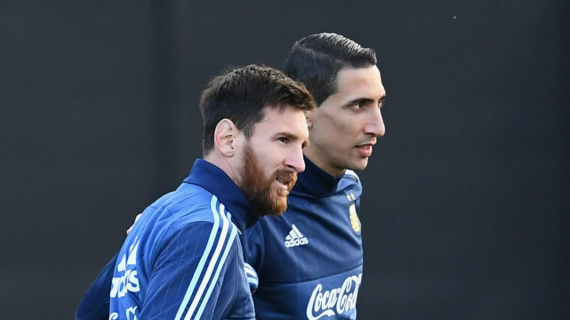 Messi made Argentina squad cry with Copa America speech - Di Maria
