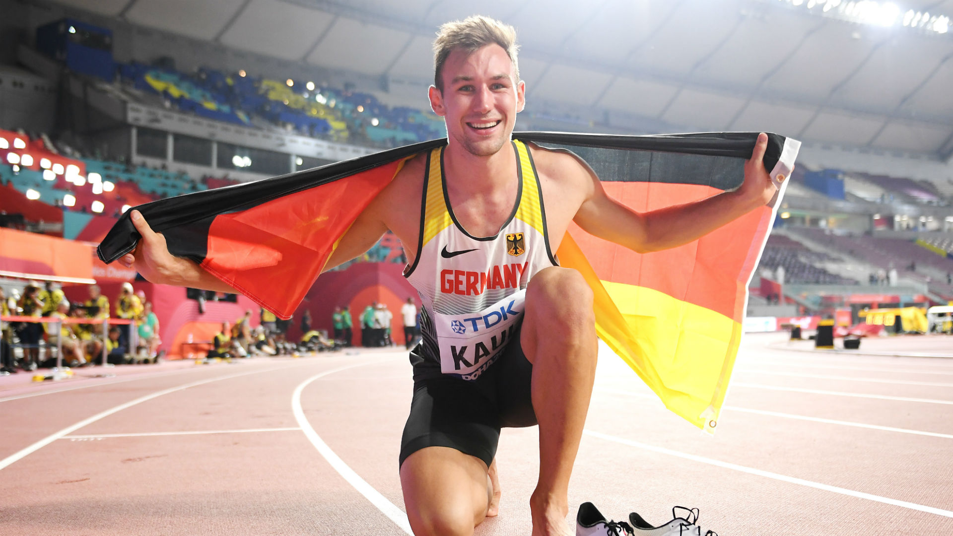 World Athletics Championships: Kaul makes decathlon history, Naser stuns in 400m