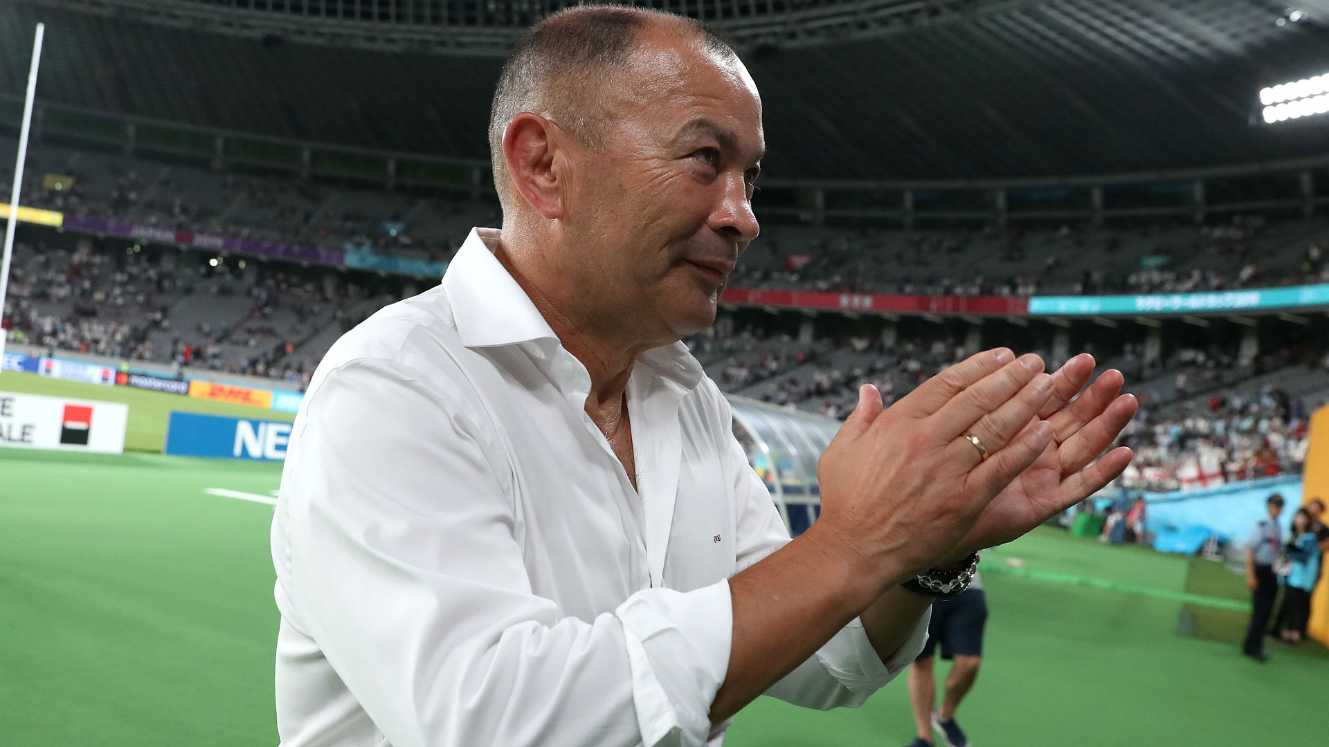 Rugby World Cup 2019: England right on track, says Jones after Argentina win