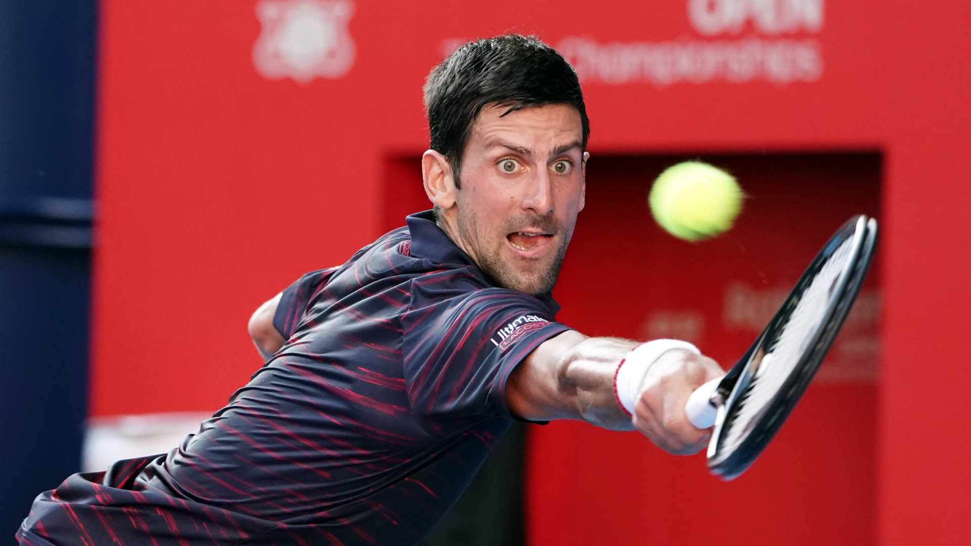 Djokovic targets Olympic glory after Tokyo triumph