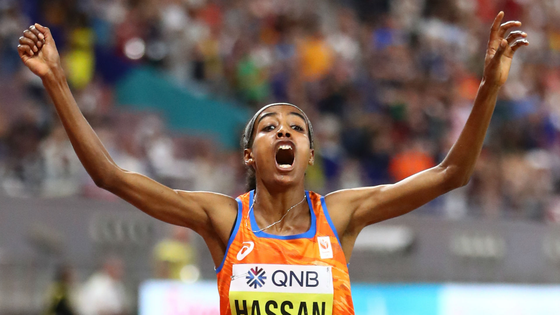 World Athletics Championships: Hassan seals unprecedented double, dramatic gold for Kovacs