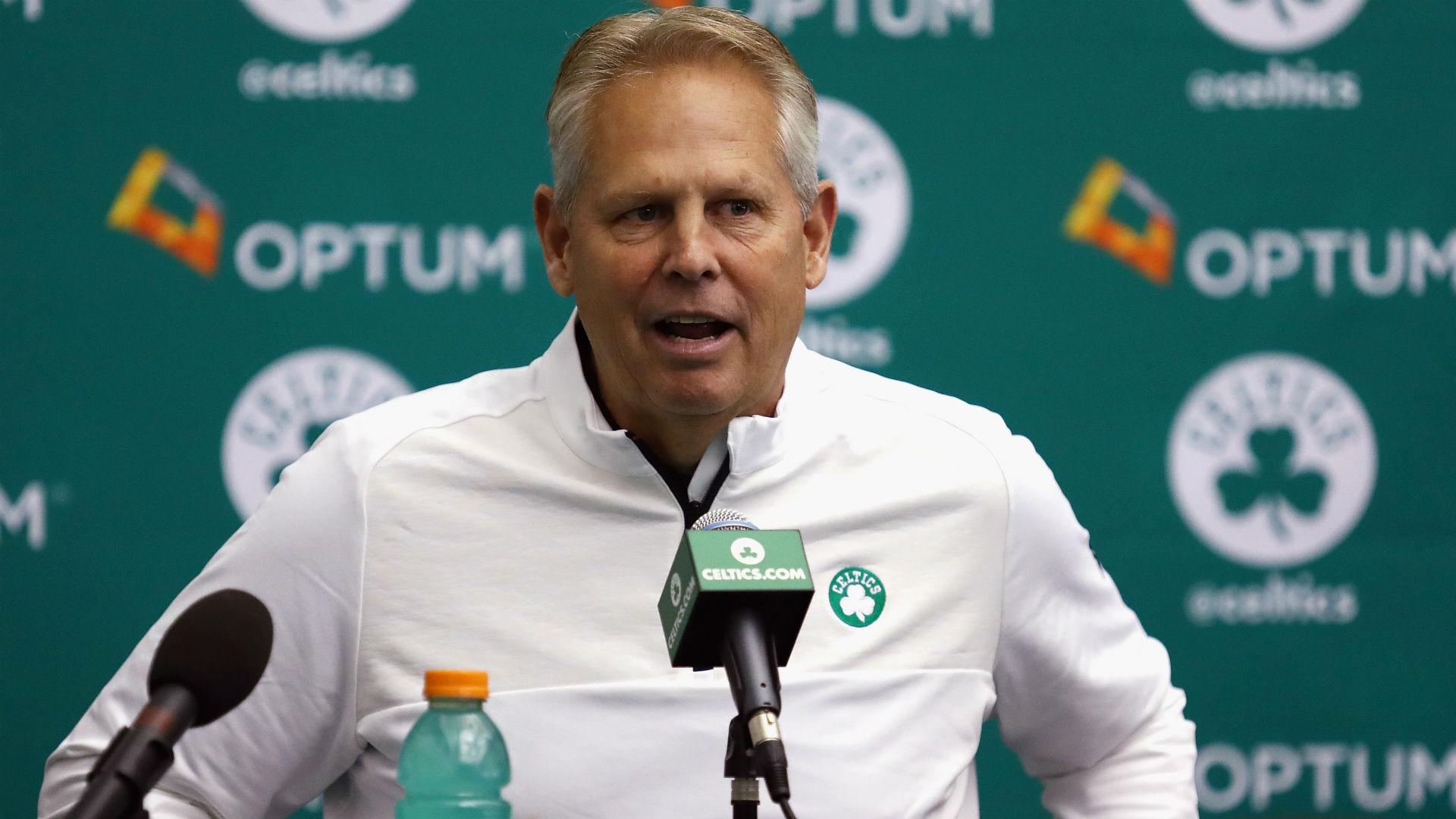 Celtics' Danny Ainge on roster changes: 'Are we good enough?'