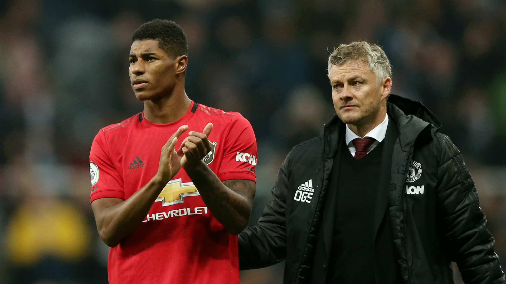 Rashford: Man United fans deserve better