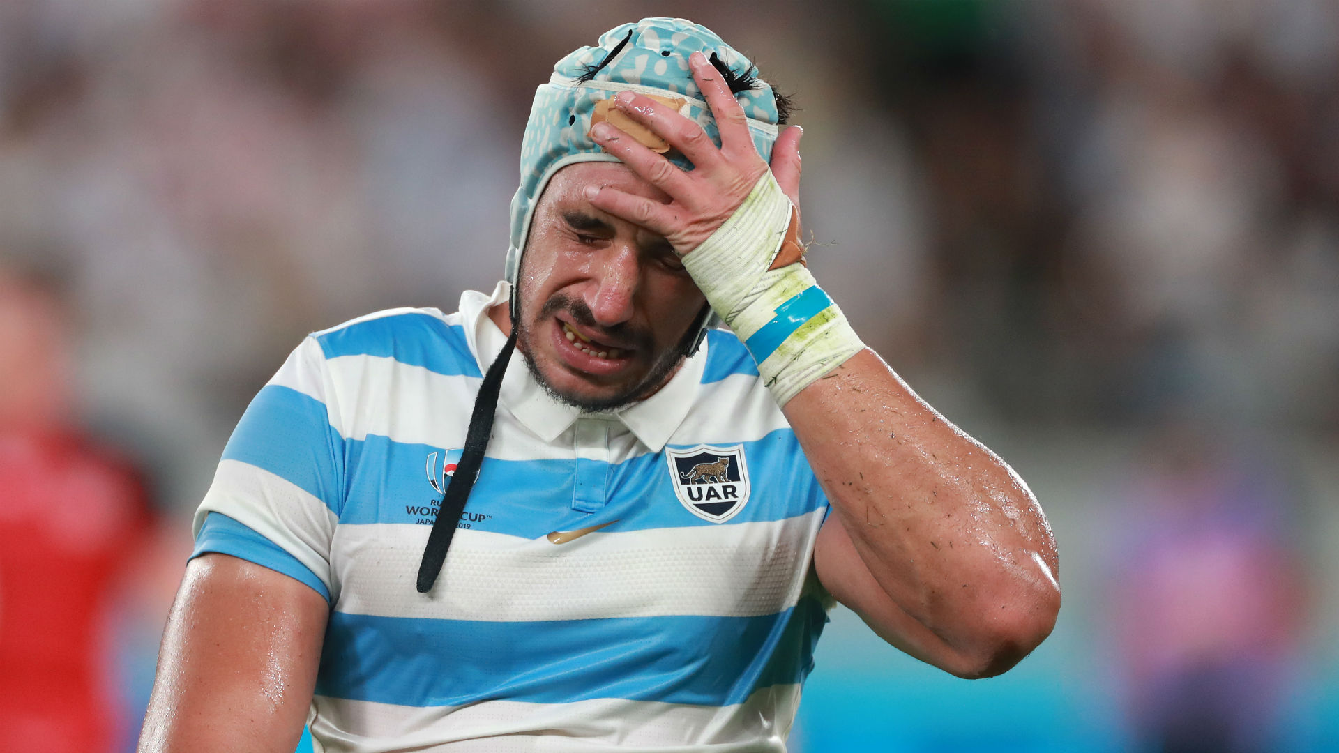 Rugby World Cup 2019: Argentina v United States