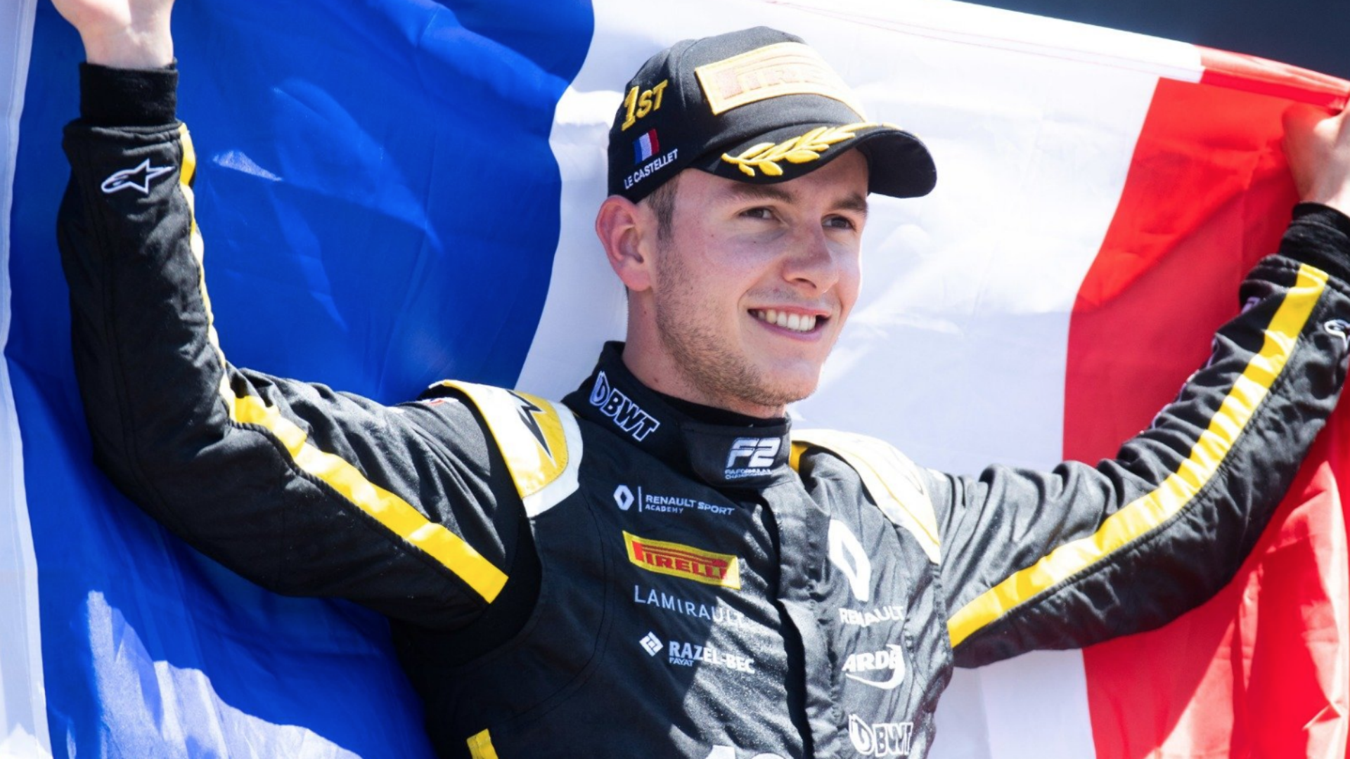 Minute's silence to be held for Hubert before F1's Belgian Grand Prix