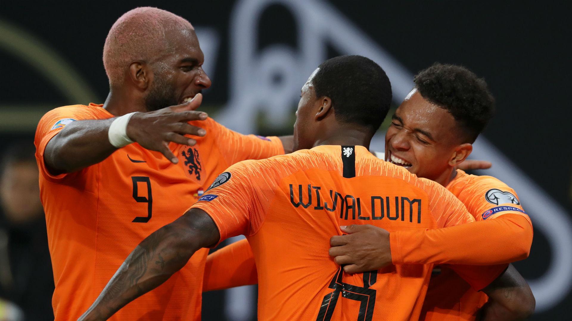 نتيجة بحث الصور عن Estonia 0-4 Holland