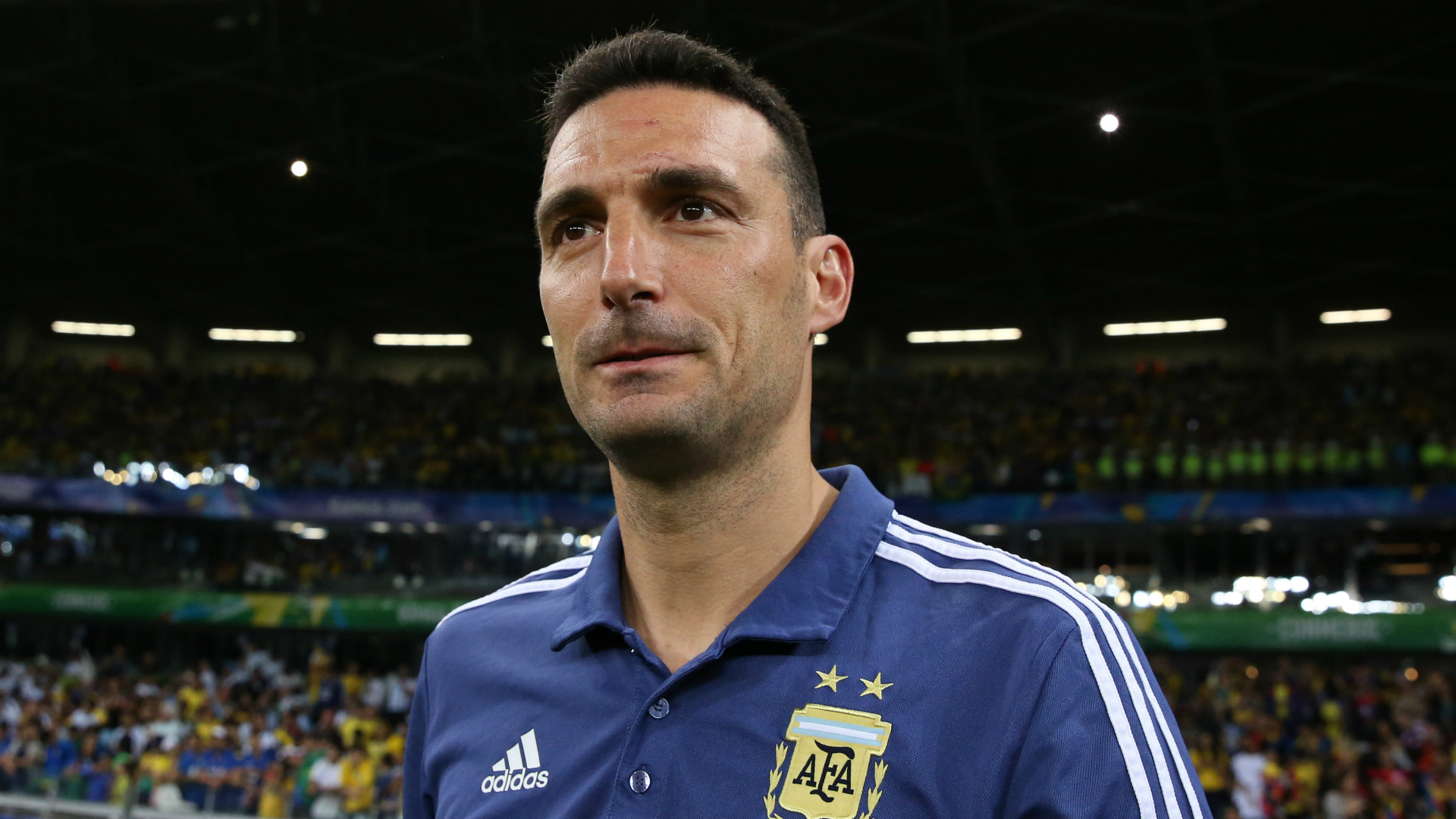 Scaloni hails 'perfect' Argentina's team spirit