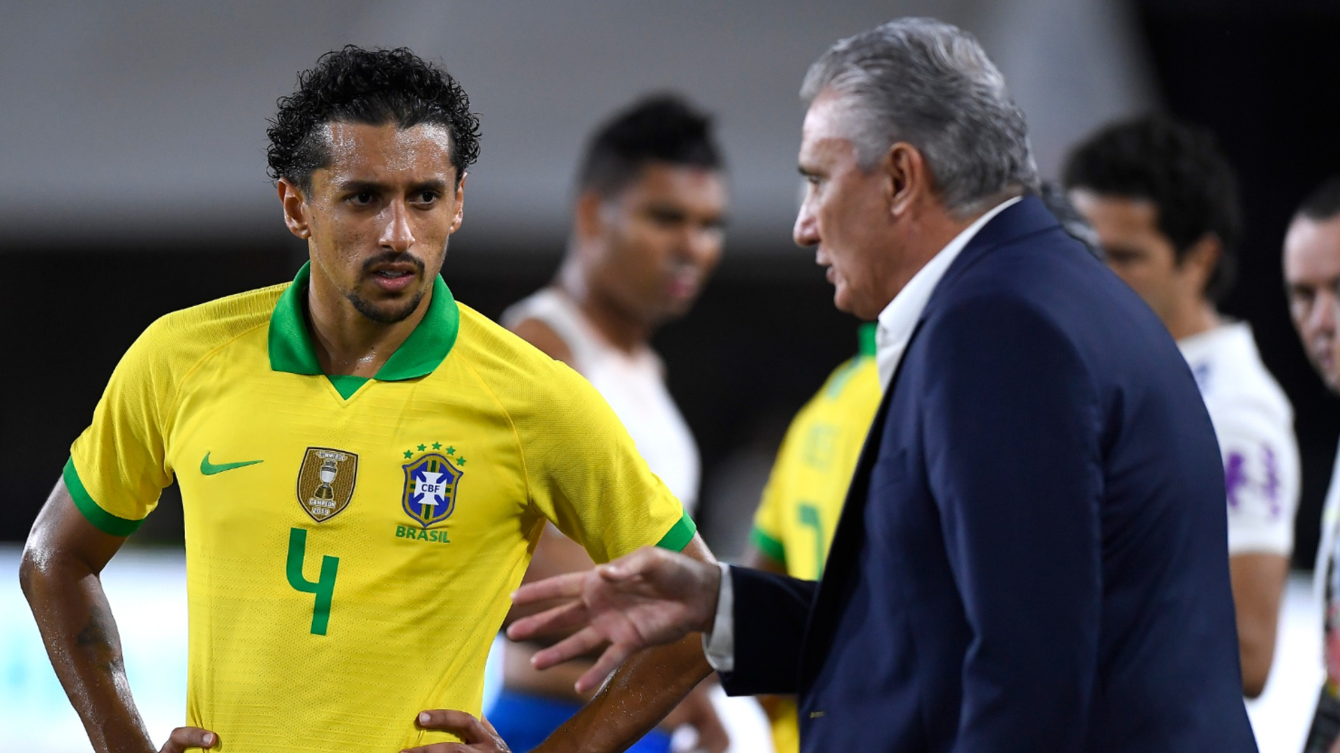 Tite: I made changes for the good of Brazil