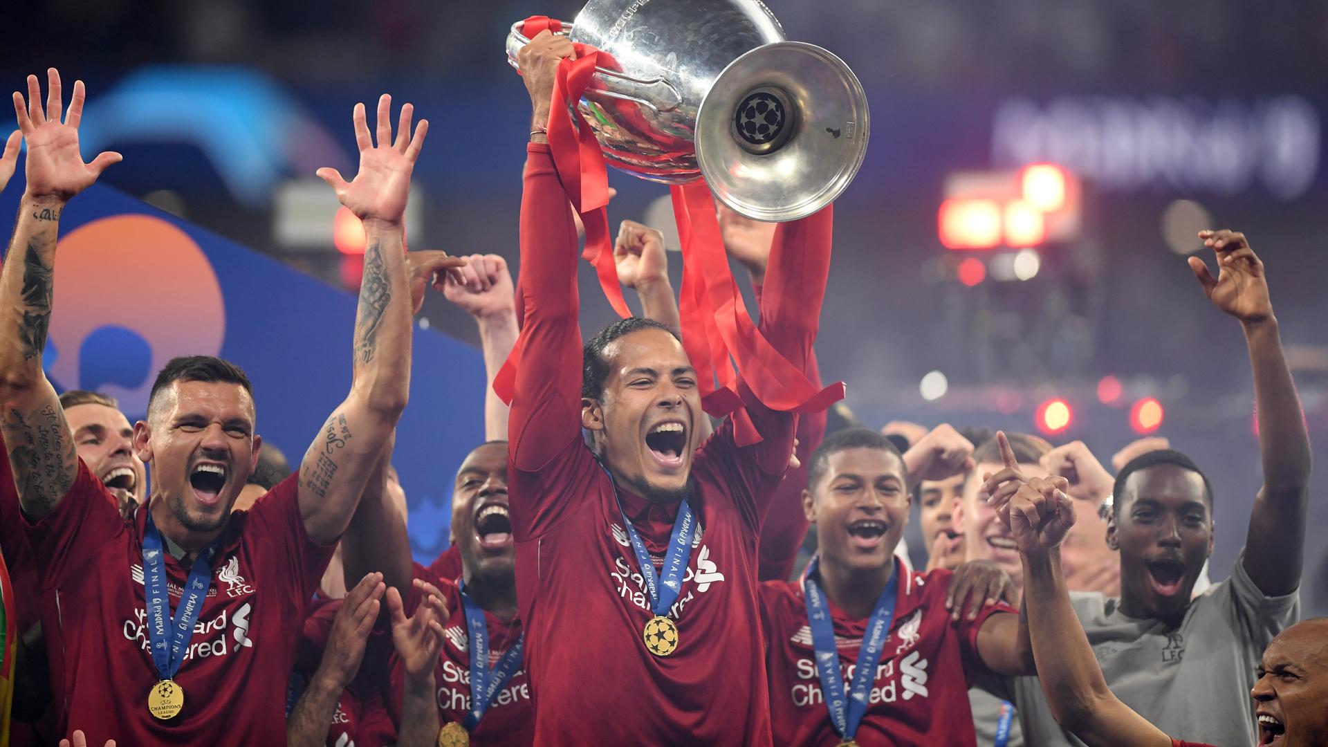 Kompany thinks Van Dijk is Premier League's best ever defender
