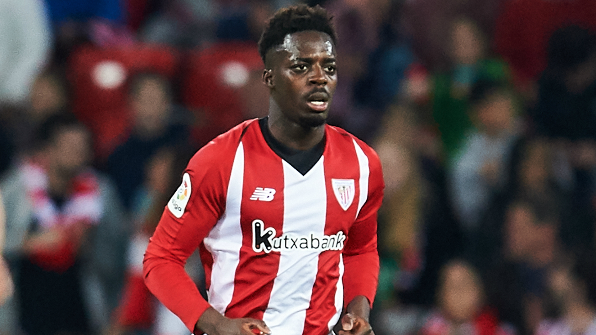 Inaki Williams: I had contact from Manchester United