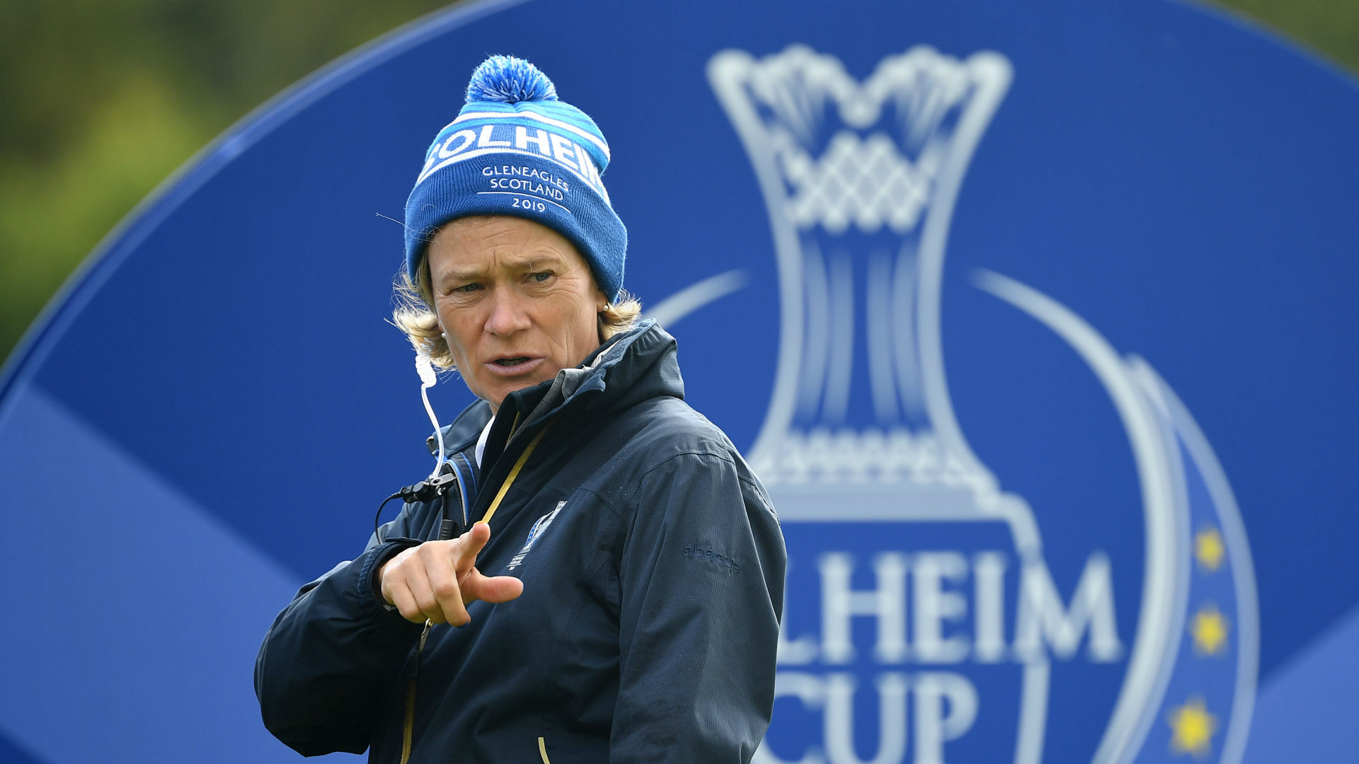 Solheim Cup: Europe captain Matthew counting on raucous Gleneagles support
