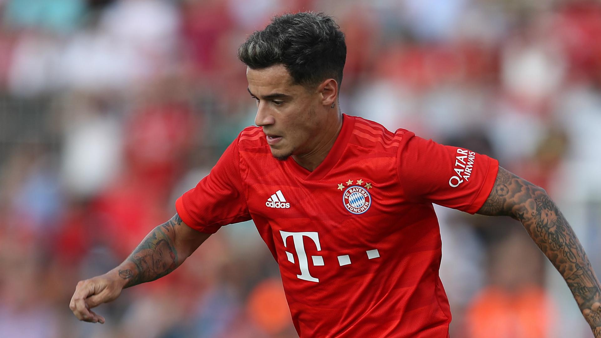 Kovac to assess Coutinho before crunch RB Leipzig clash