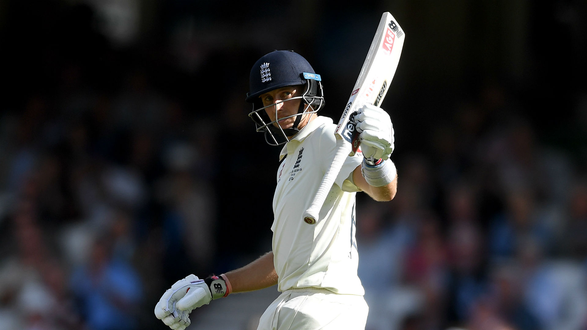 Ashes 2019: Fortunate Root makes half-century after Burns and Stokes depart