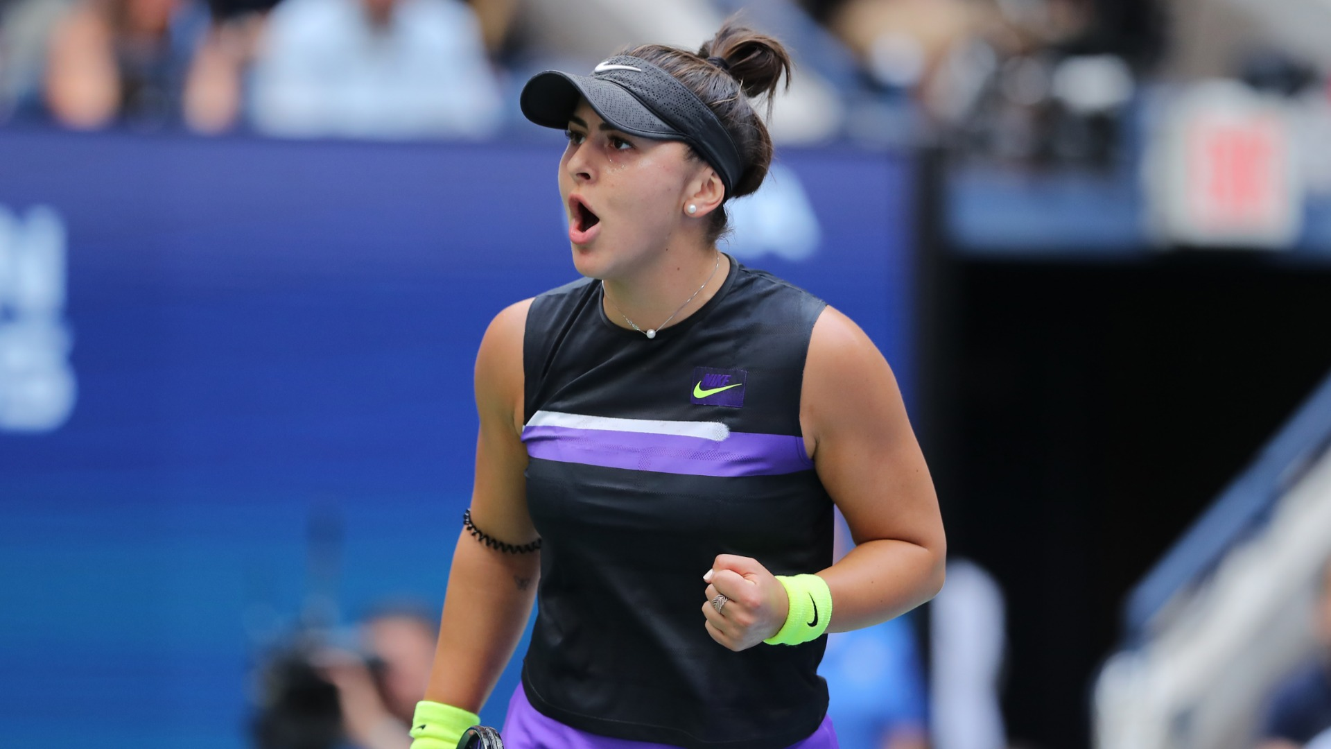 Injured Andreescu to miss Tokyo Open