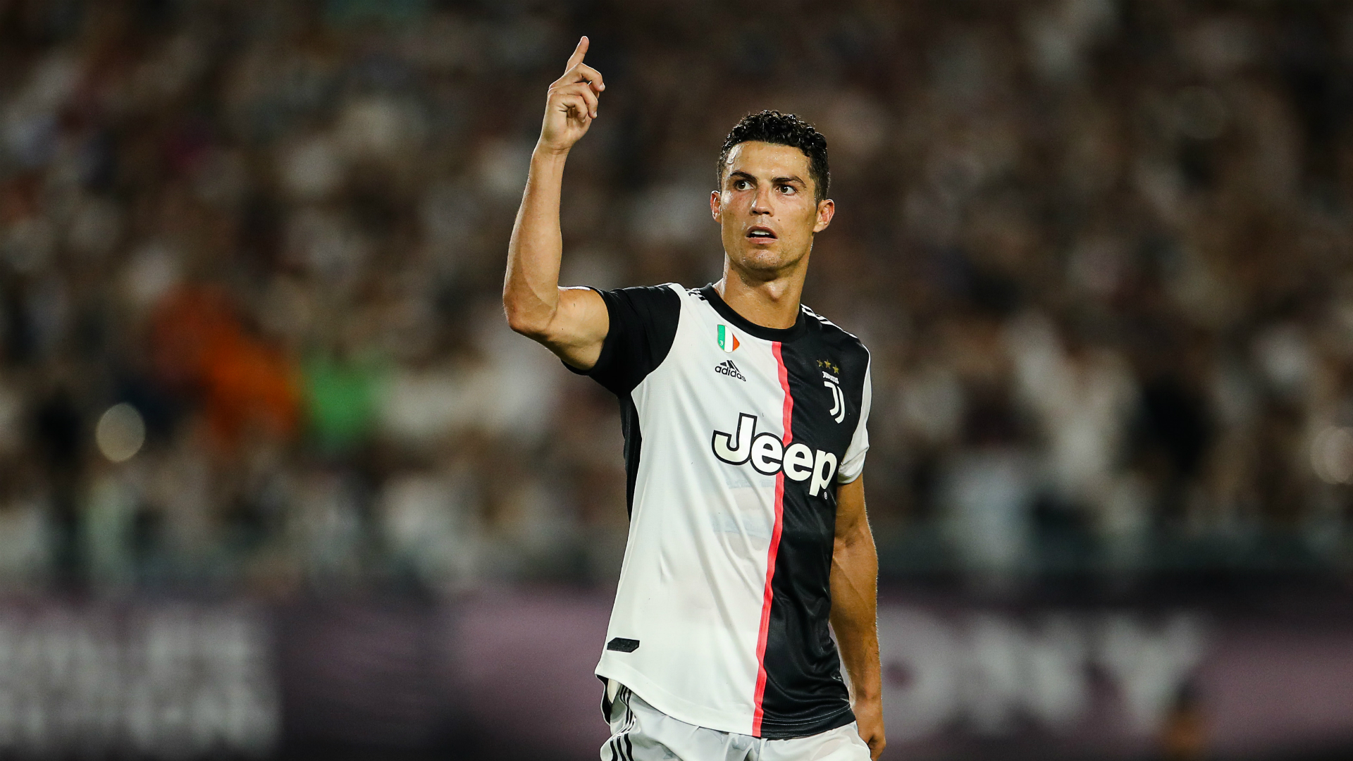 Allegri hails Ronaldo as former Juve boss says Inter can win Scudetto