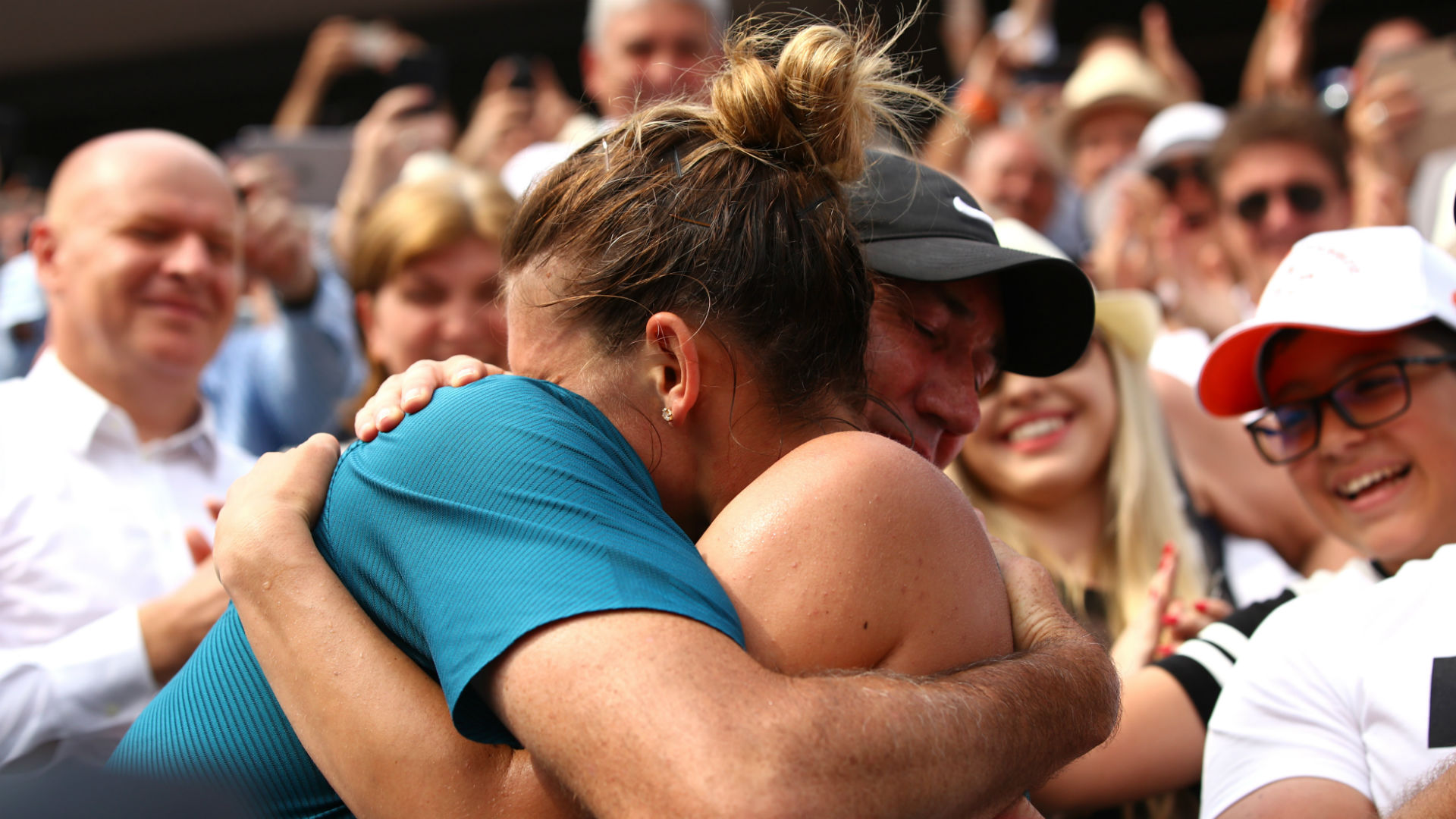 Halep and Cahill to reunite in 2020