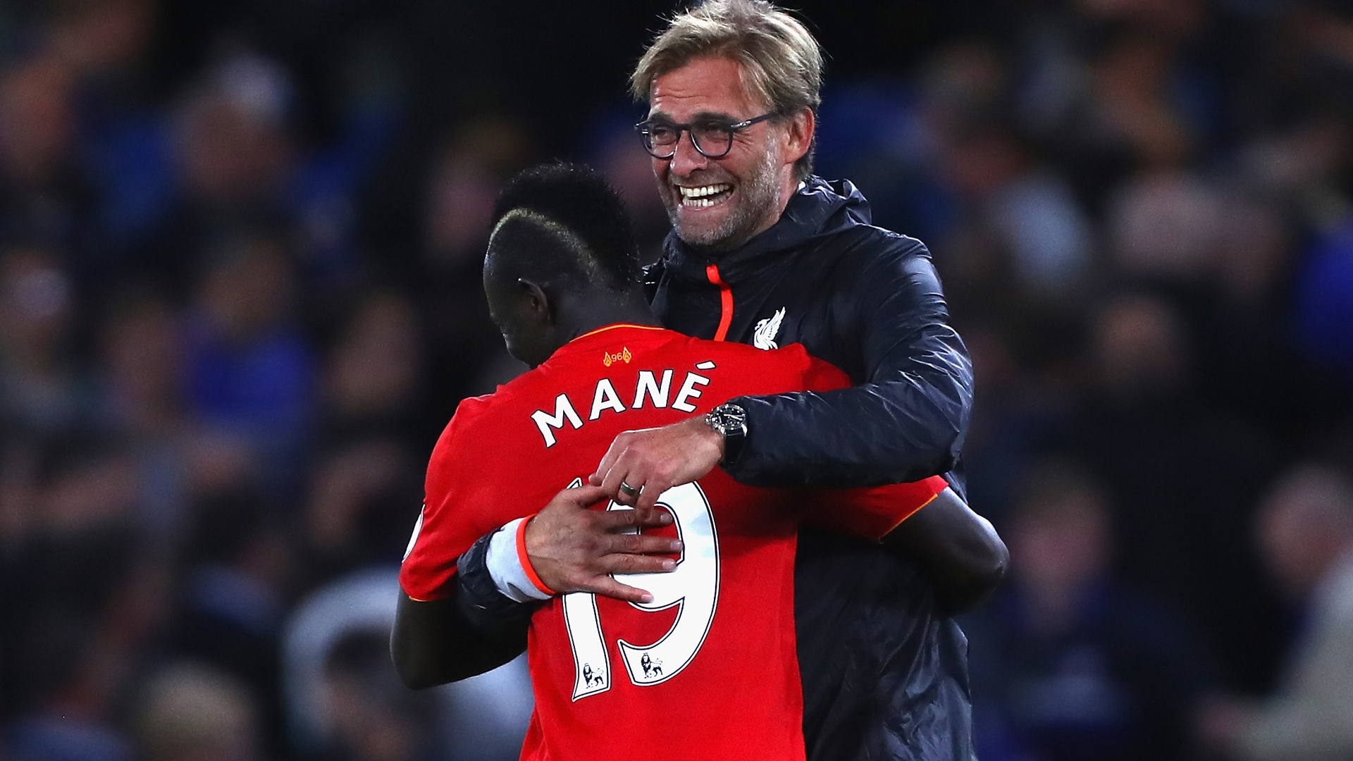 Klopp: 'Wonderful atmosphere' will keep stars at Liverpool