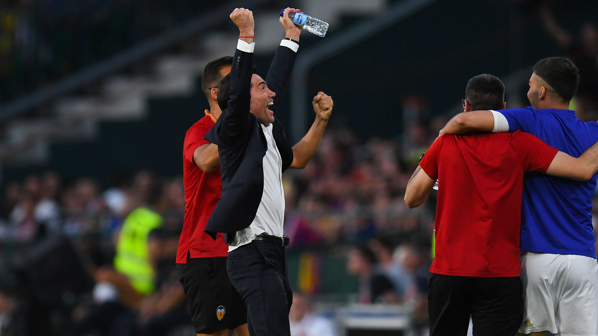 Marcelino convinced he was sacked by Valencia for winning Copa del Rey