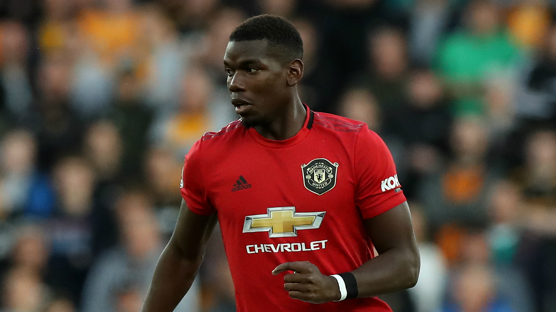 BREAKING NEWS: Manchester United midfielder Pogba ruled out of Leicester City match with ankle injury