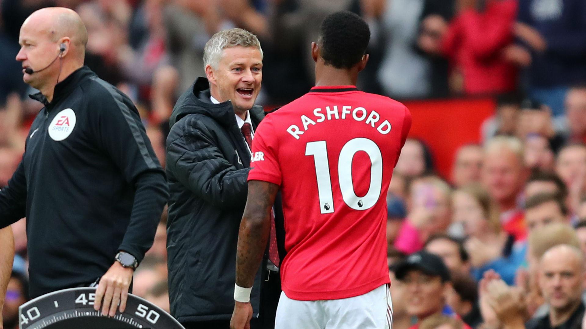 Rashford: Solskjaer more understanding than Mourinho