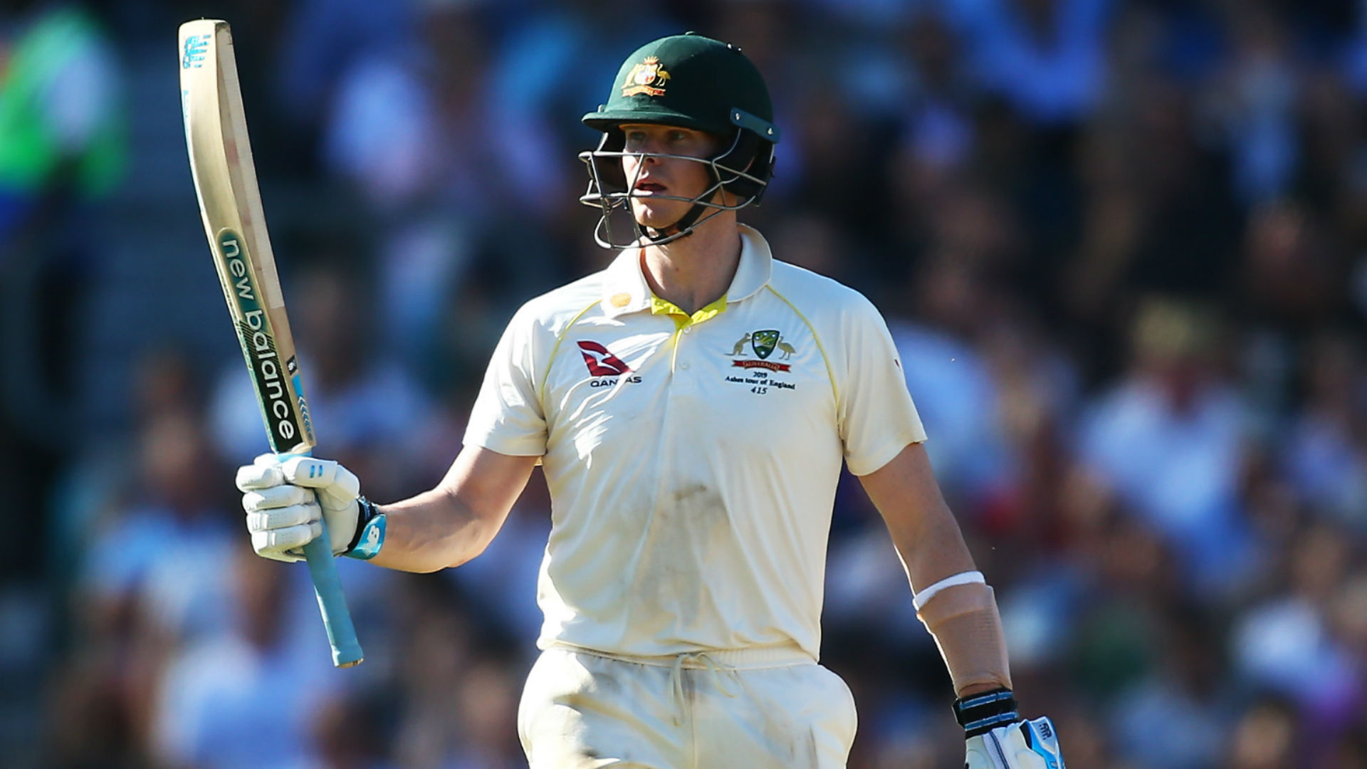 Ashes 2019: Another half-century for Smith but England make inroads