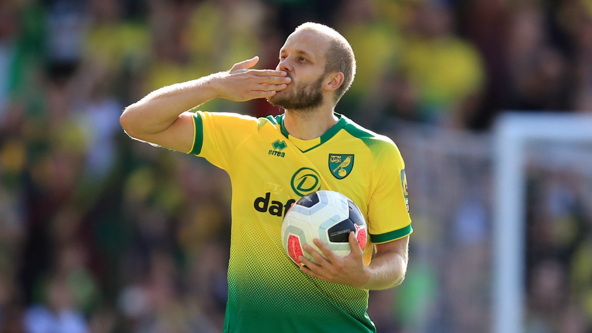 Pukki and Klopp win Premier League awards for August