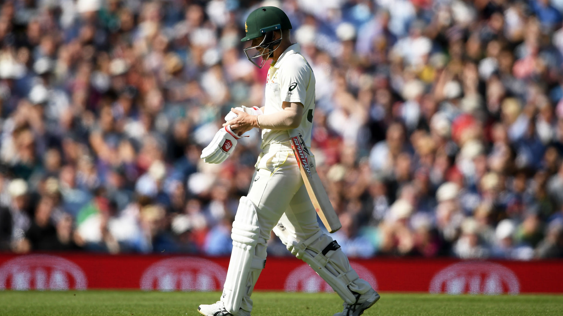 Ashes 2019: Labuschagne and Smith resolute after Warner fails again