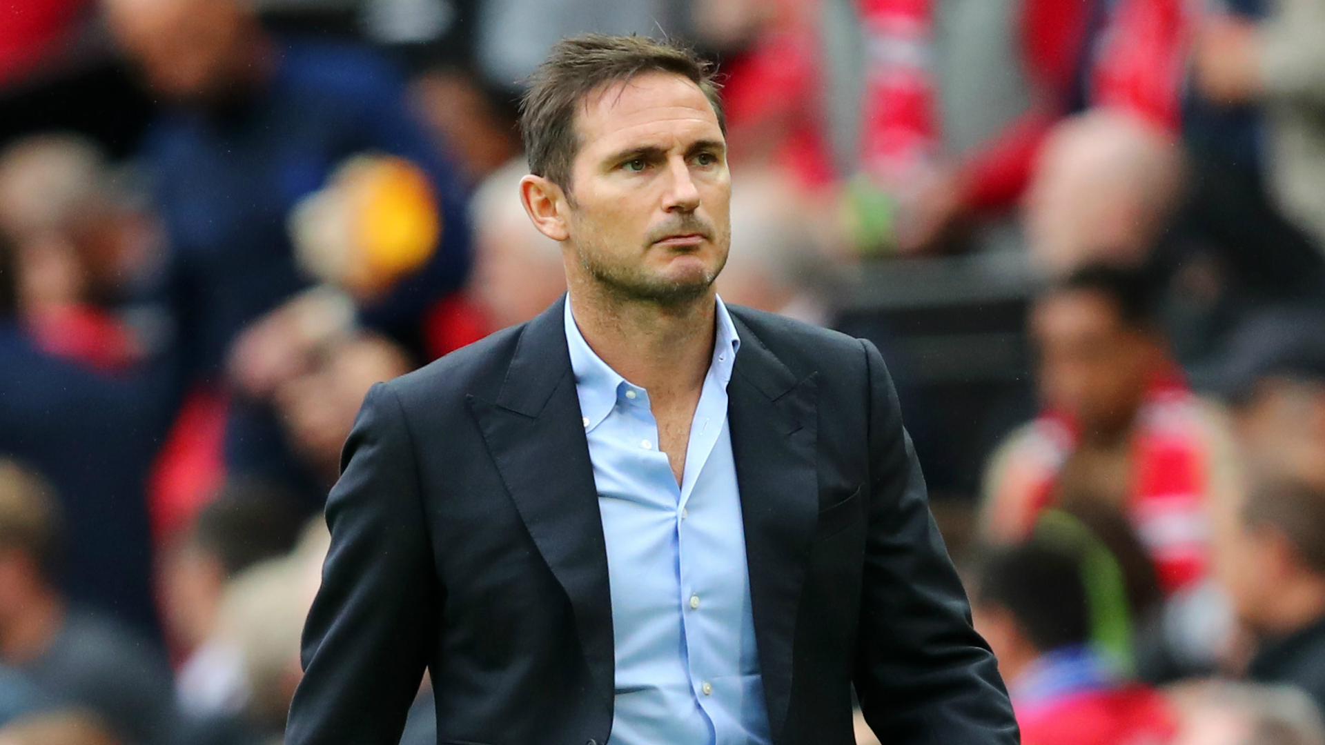Lampard: Chelsea facing fight for top-six finish