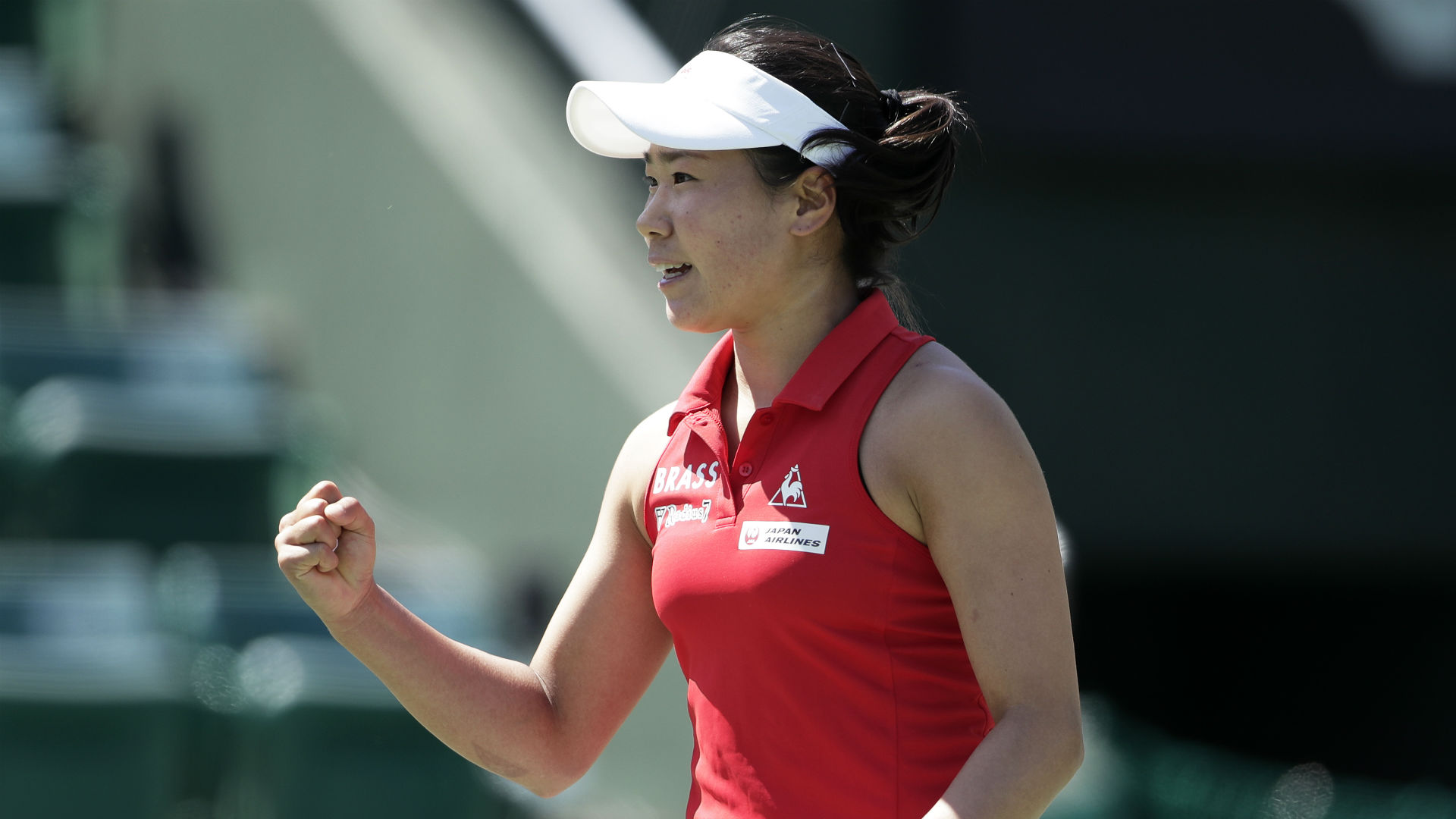 Hibino ends Hsieh reign in Hiroshima