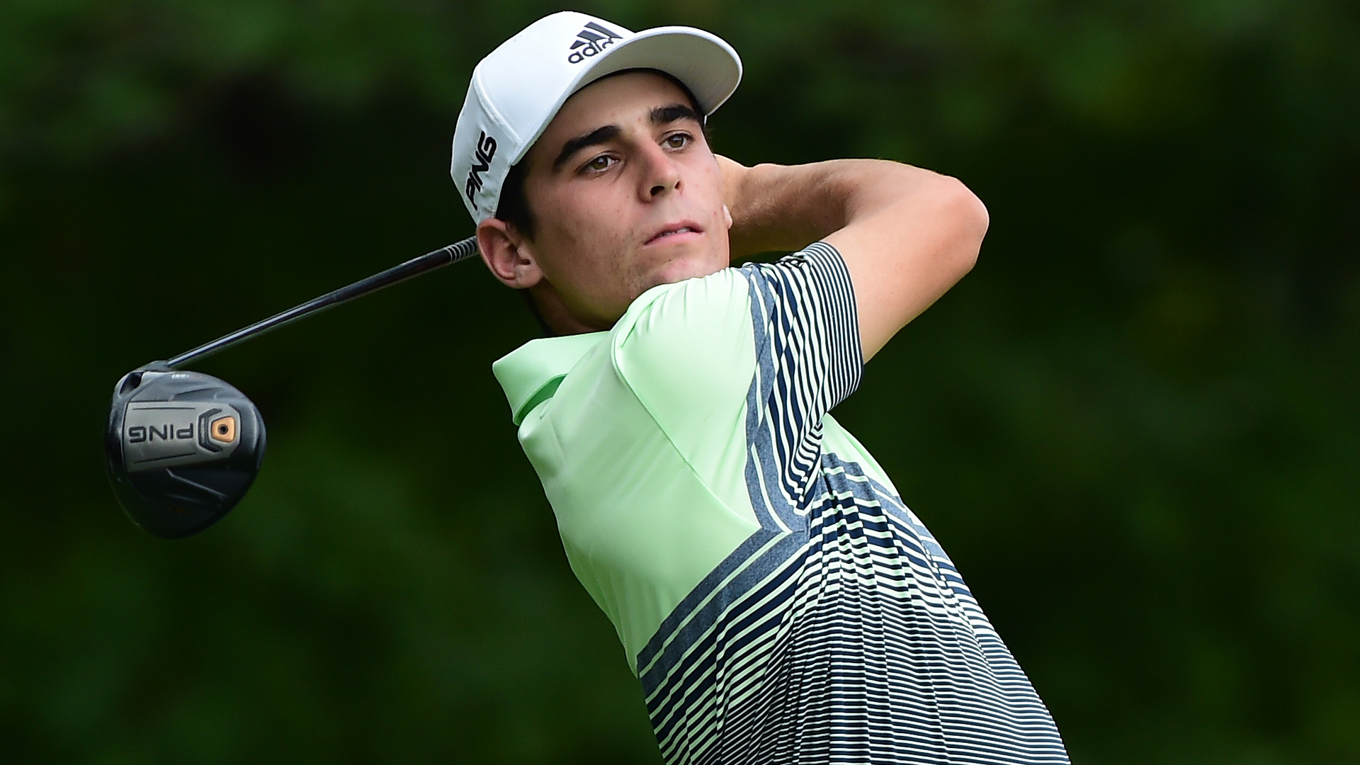 Niemann shares lead as Chappell shoots stunning 59 at Greenbrier