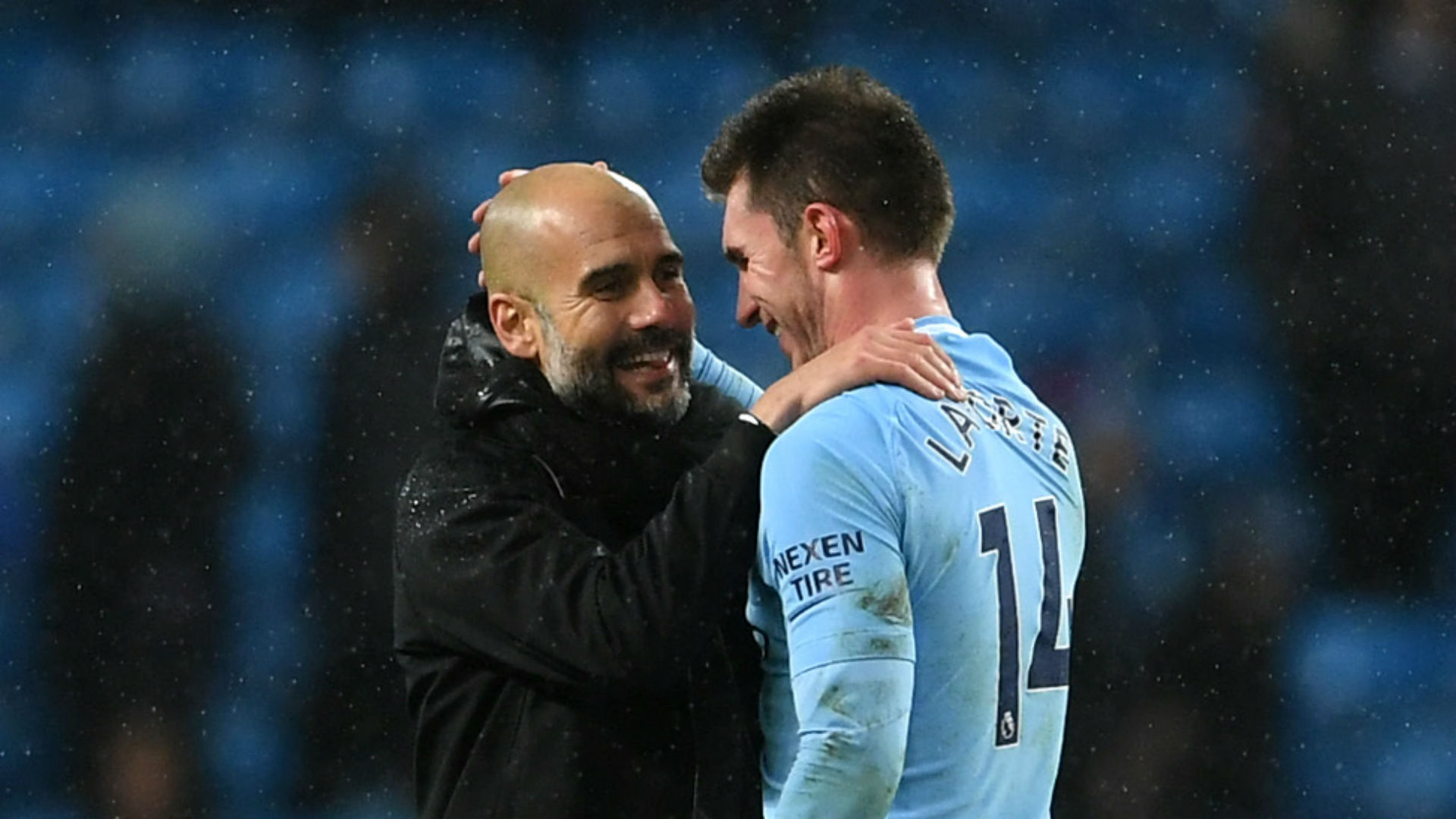 Man City unlikely to replace injured Laporte in January – Guardiola