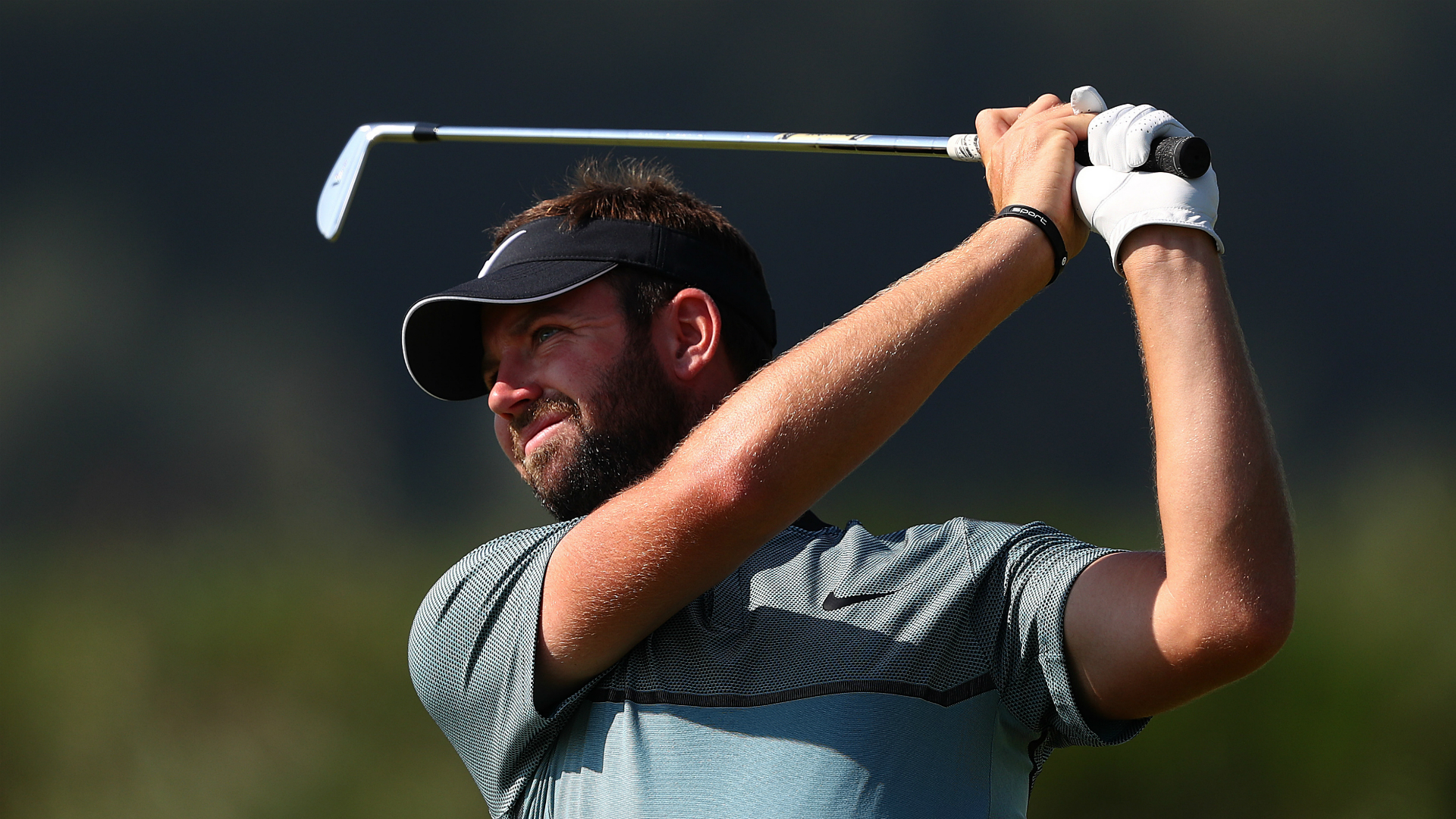 Garcia in the hunt at KLM Open but Jamieson leads