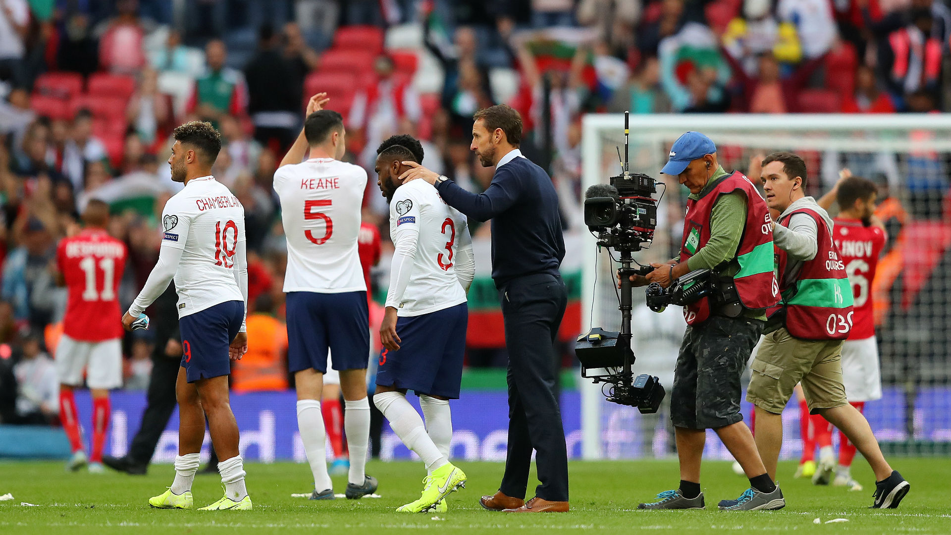 Bulgarian Football Union hits back at Southgate over racism claims