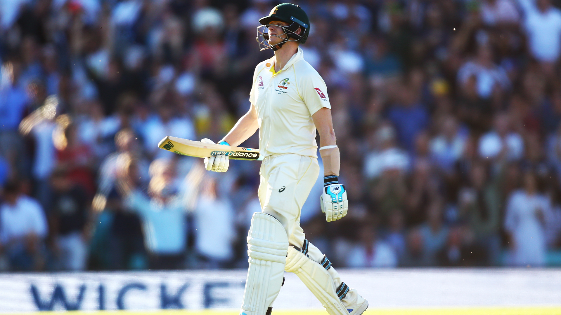 Ashes 2019: He got me there – Smith tricked into dive by Bairstow