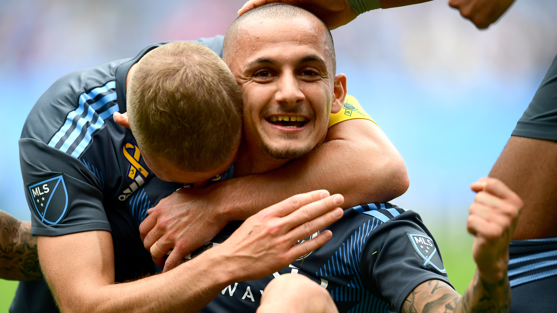MLS Review: New York City pull clear, Martinez scores again