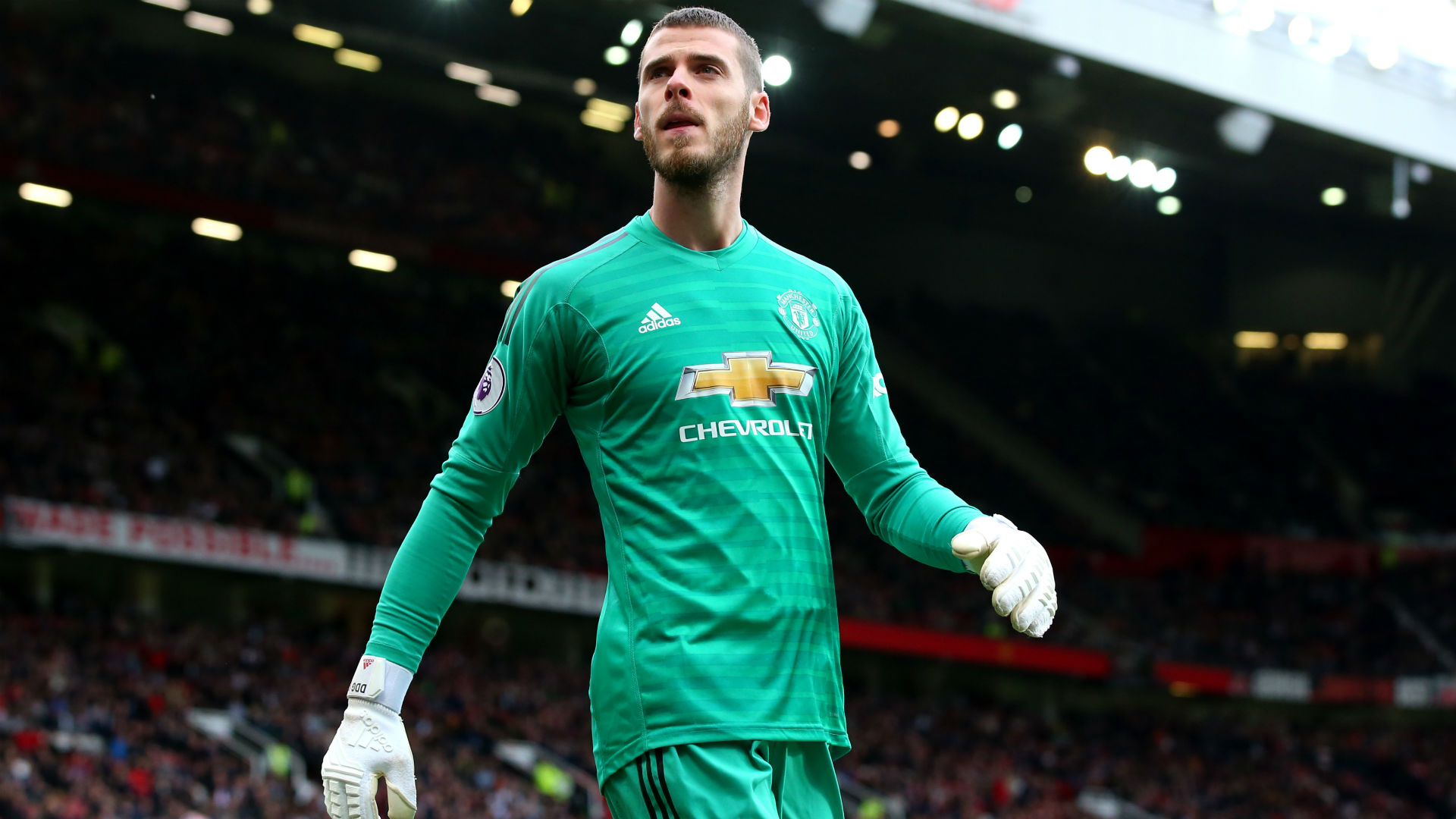 De Gea commits future to Manchester United until 2023