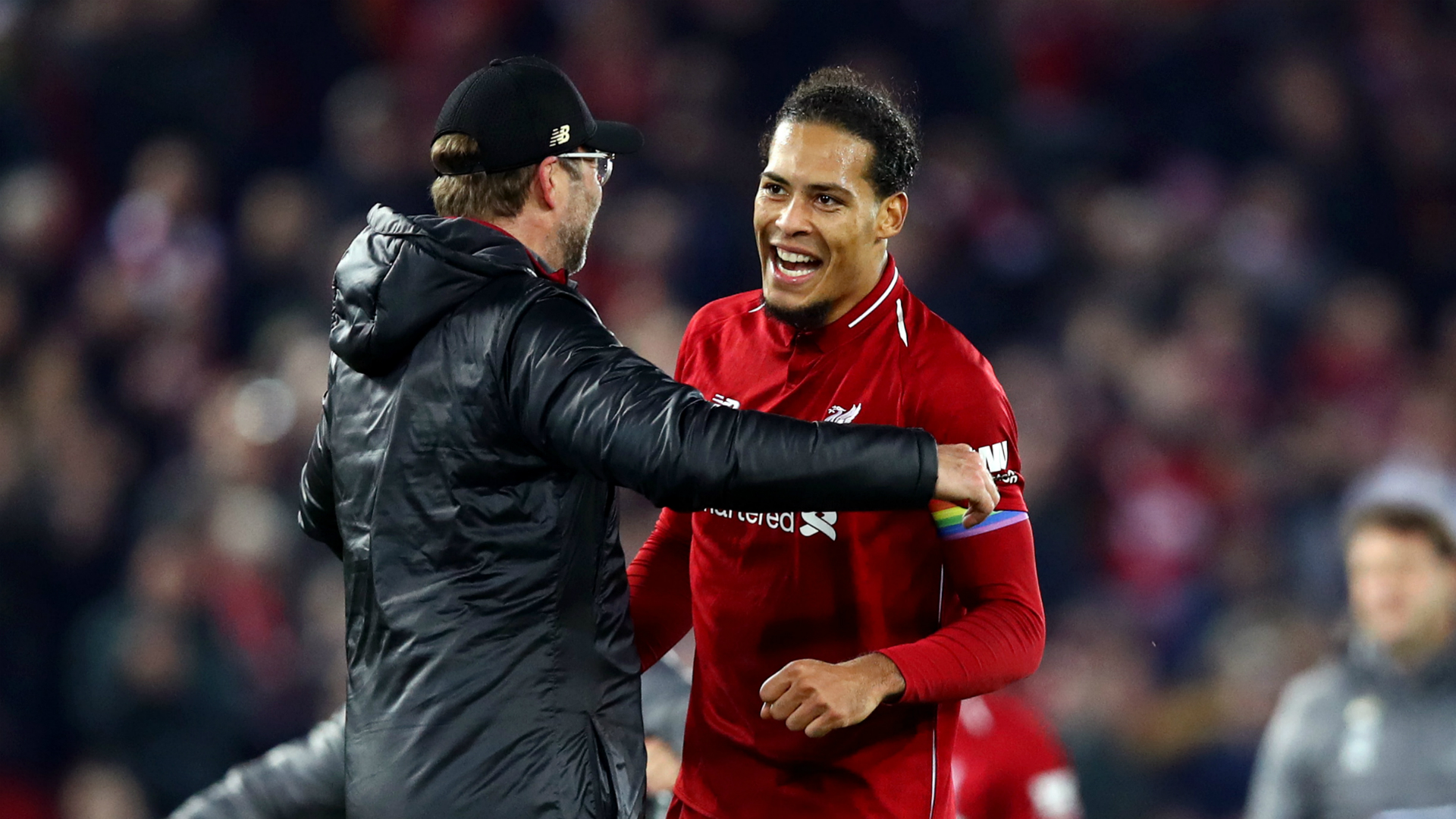 Rumour Has It: Barca, Madrid targeting Klopp & Van Dijk