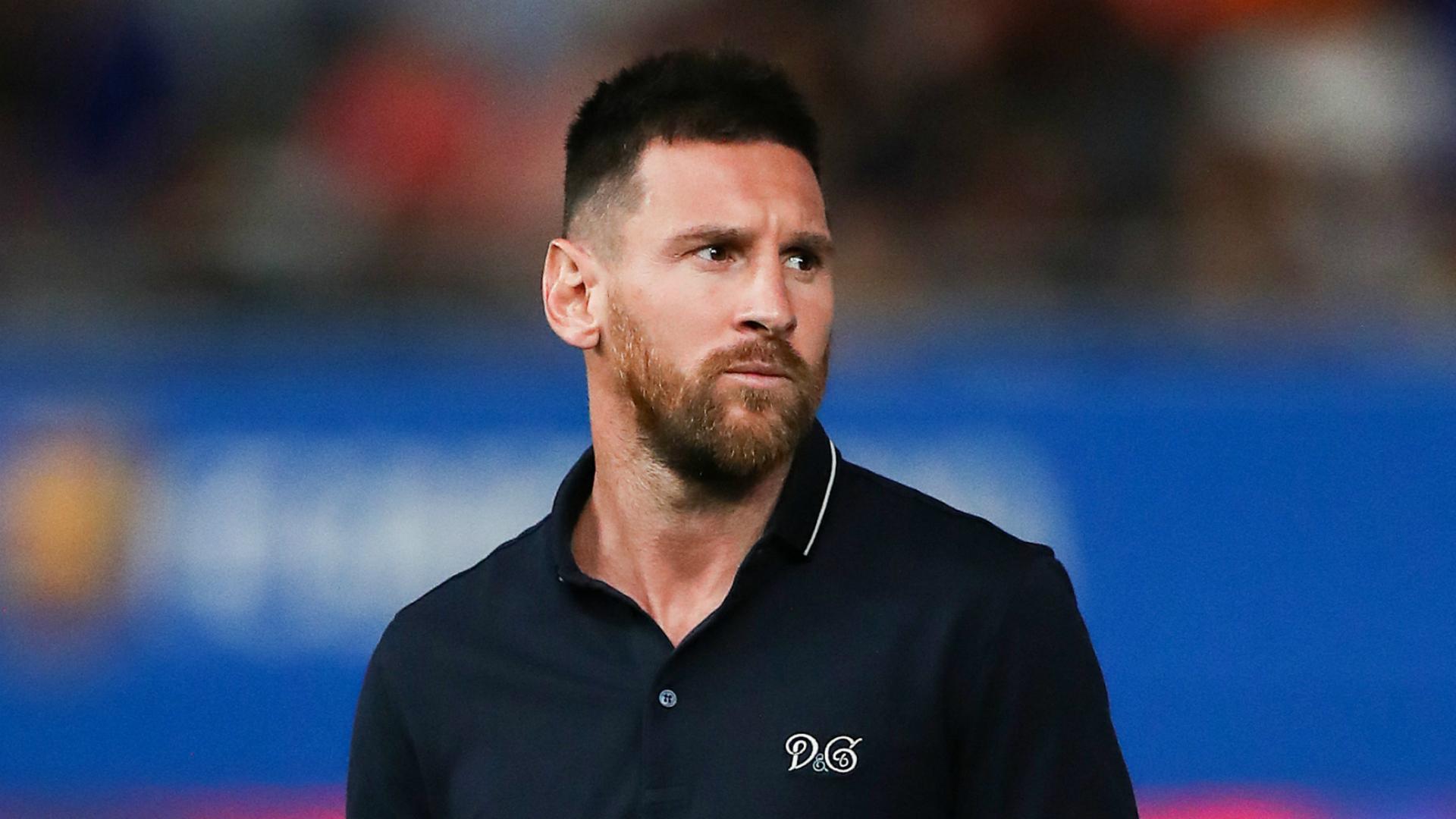 Lionel Messi returns to Barca squad for Dortmund trip
