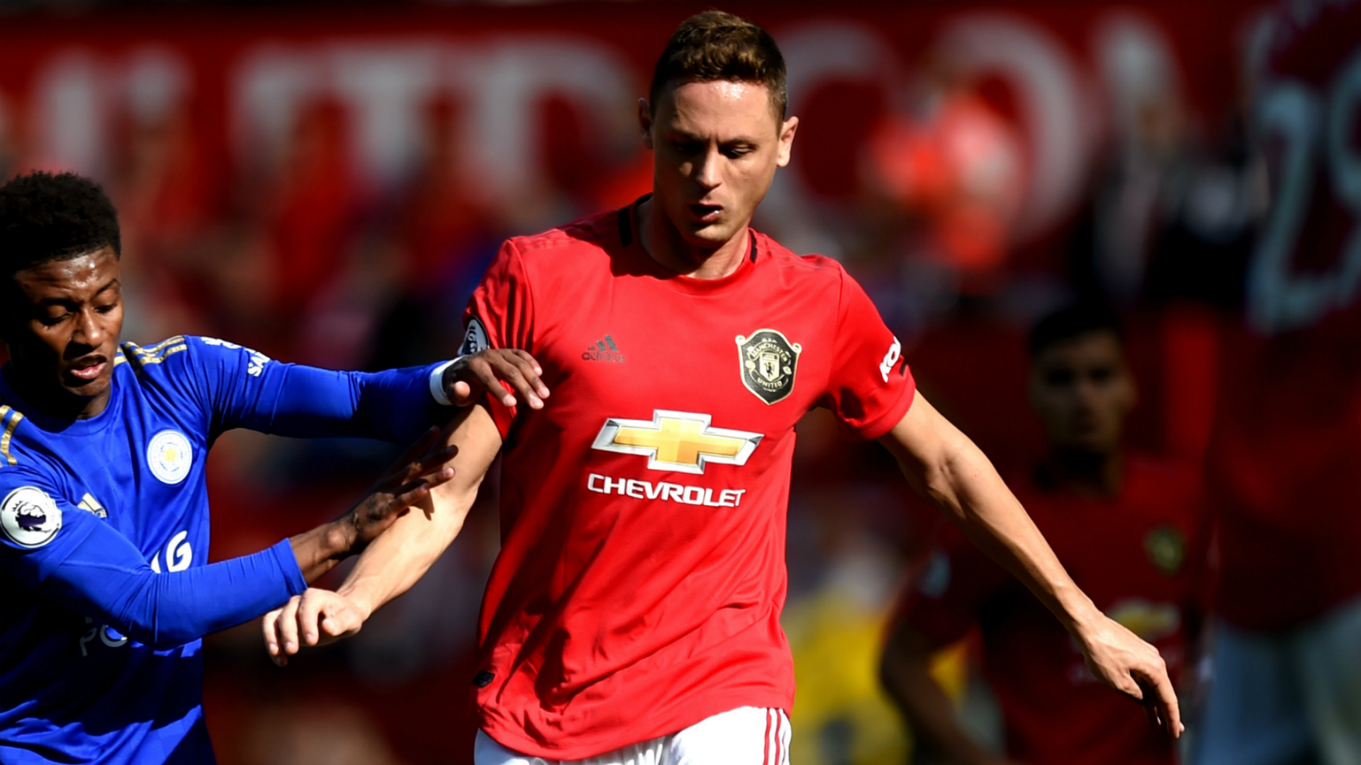 Matic frustrated with Man United role