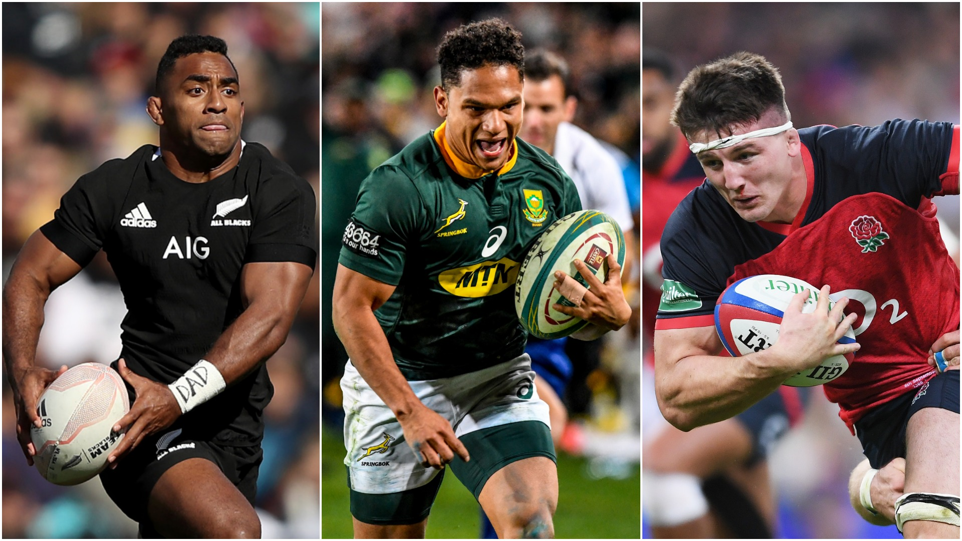 Rugby World Cup 2019: Five breakthrough talents to watch in Japan