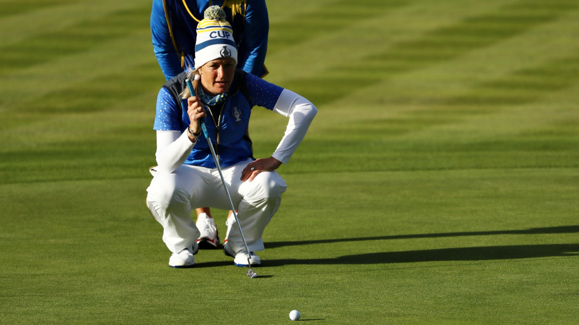Pettersen and Europe stun USA with last-gasp Solheim Cup fightback