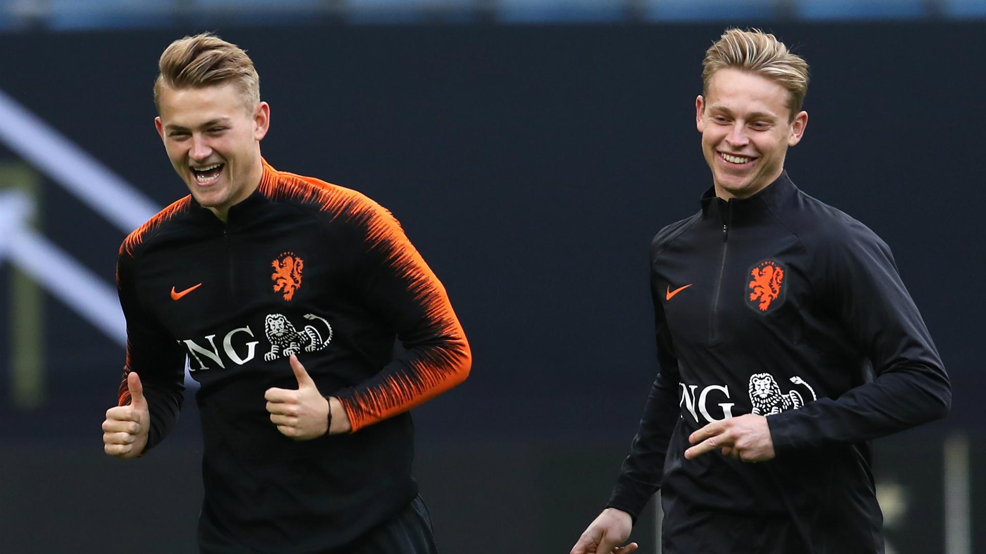 Ajax not sad about losing De Jong and De Ligt – Tadic